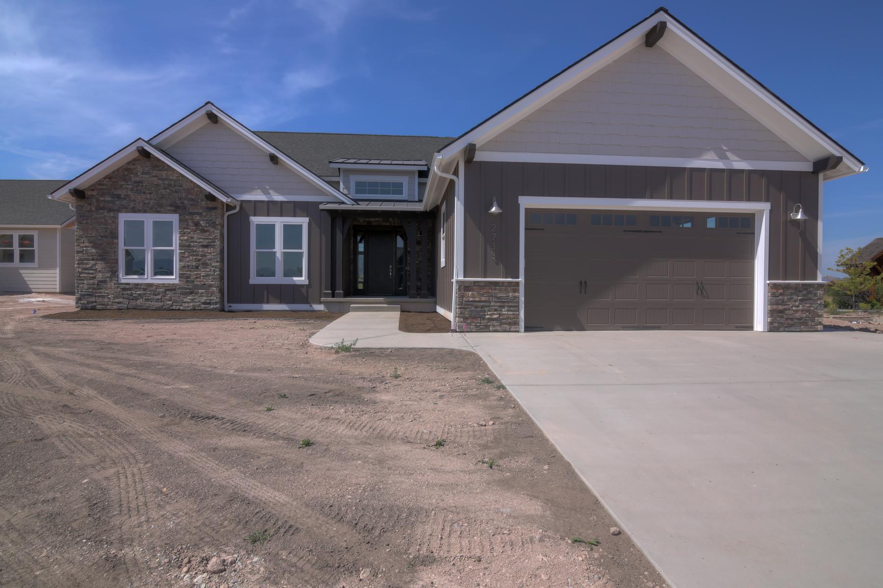 Casa Unifamiliar por un Venta en 2733 Bunkhouse , Missoula, MT 59808 2733 Bunkhouse Missoula, Montana, 59808 Estados Unidos