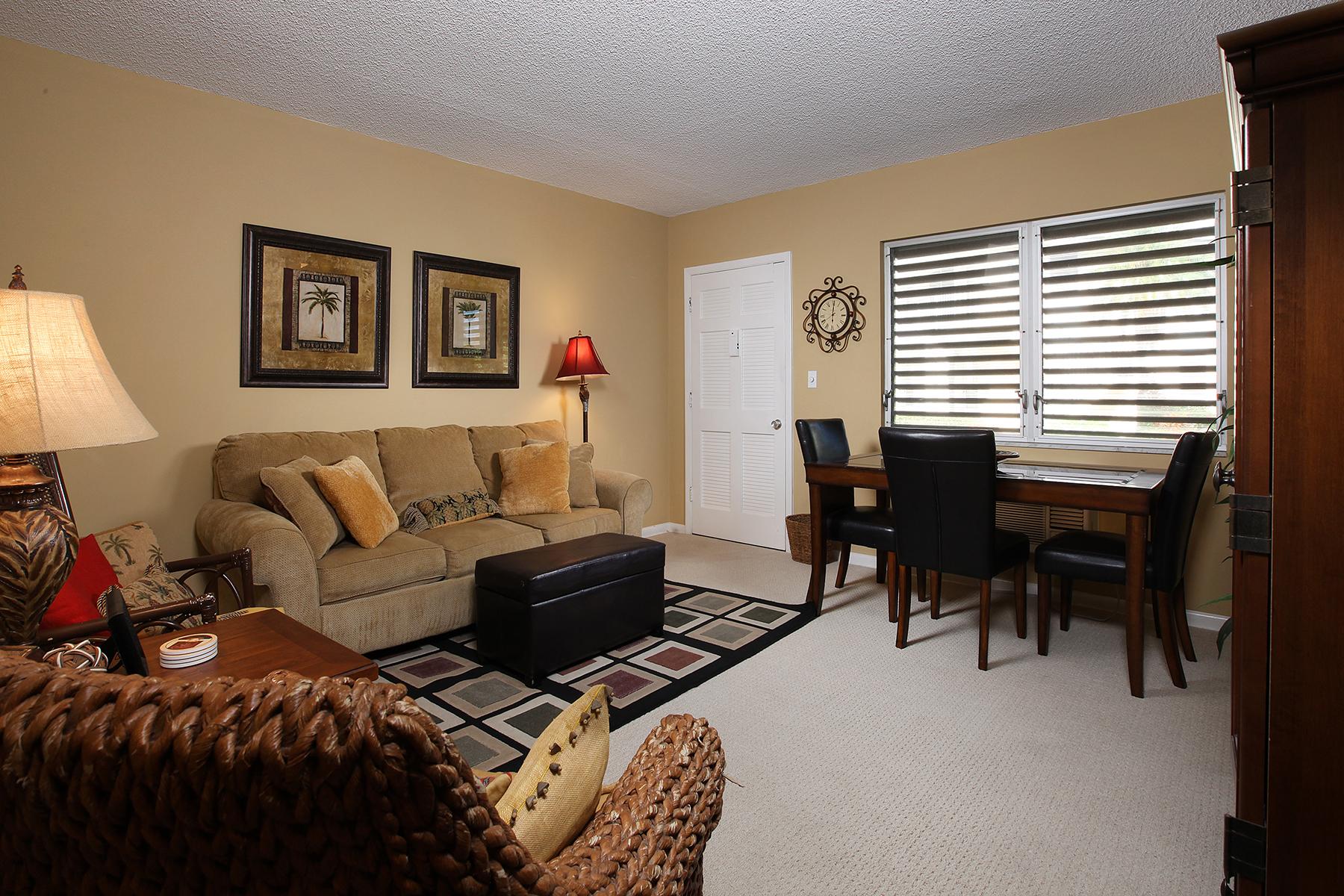 Appartement en copropriété pour l Vente à Marco Island 167 N Collier Blvd L2 Marco Island, Florida, 34145 États-Unis