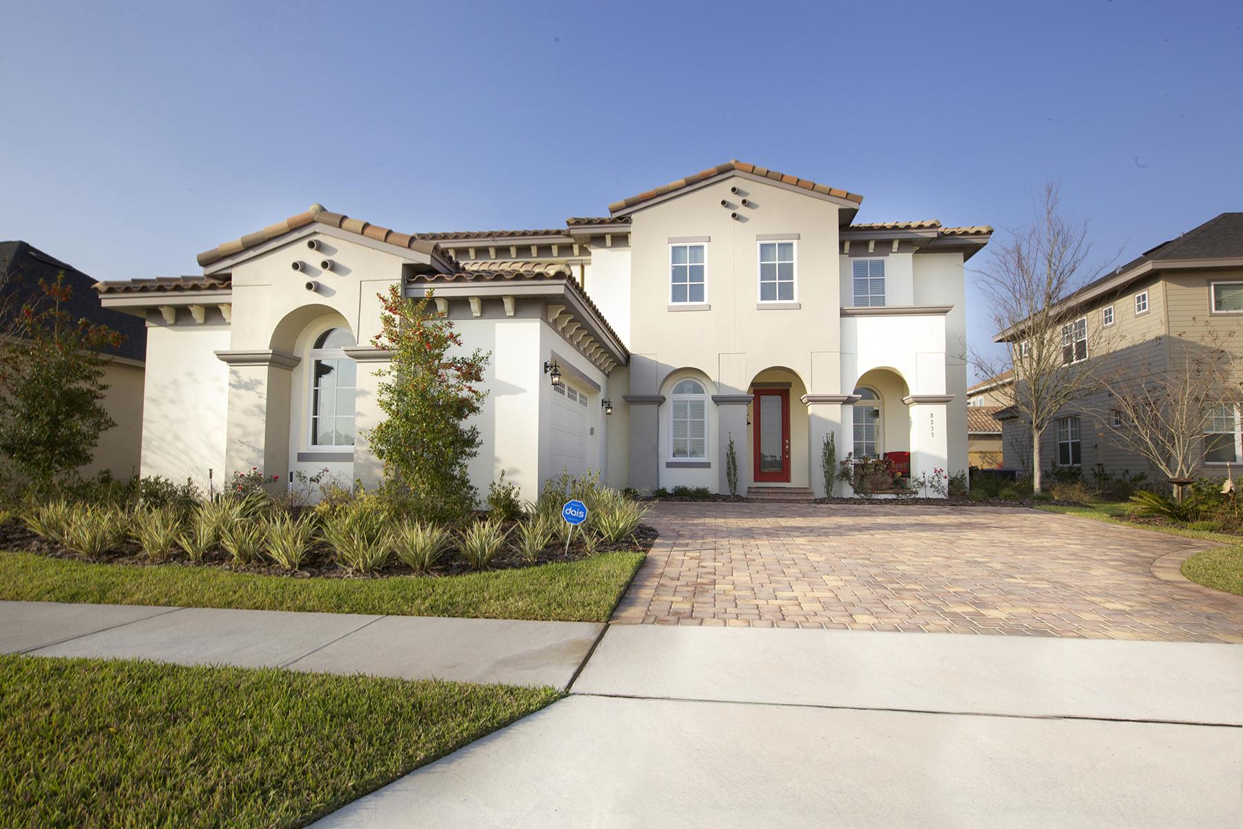 Maison unifamiliale pour l Vente à ORLANDO 8233 Canetti St Orlando, Florida, 32827 États-Unis