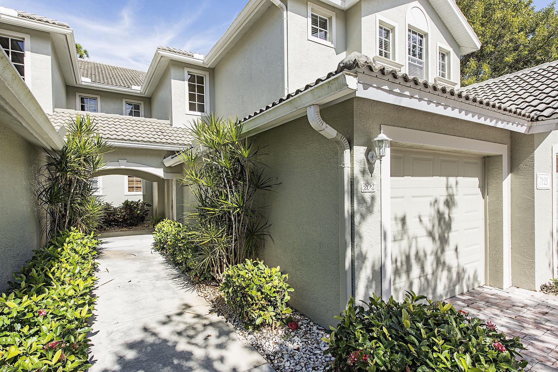 Кондоминиум для того Продажа на AUTUMN WOODS - CEDAR RIDGE 7128 Timberland Cir 202 Naples, Флорида, 34109 Соединенные Штаты