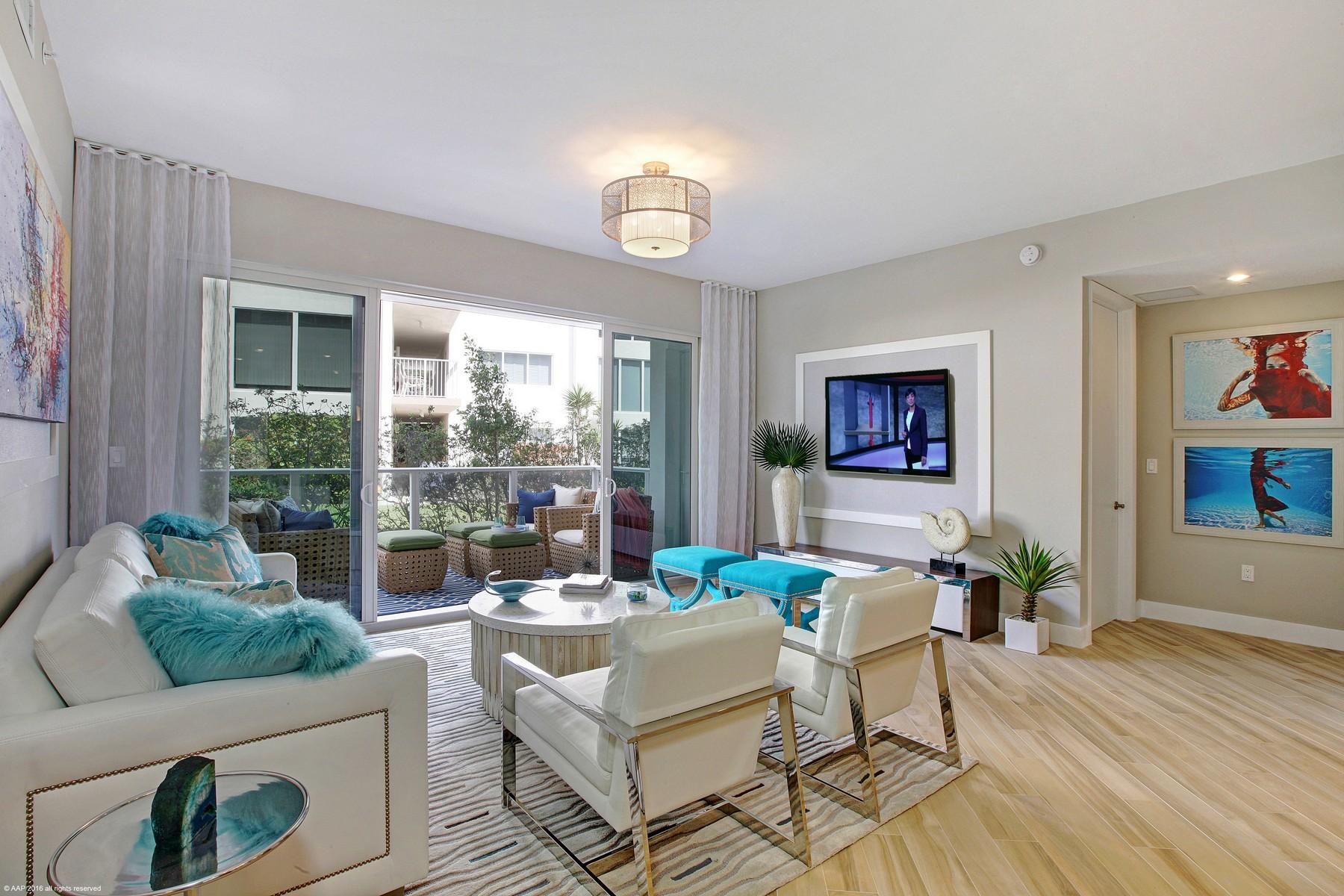 Appartement en copropriété pour l Vente à 1200 Hillsboro Mile , 1104, Hillsboro Beach, FL 33 1200 Hillsboro Mile 1104 Hillsboro Beach, Florida, 33062 États-Unis