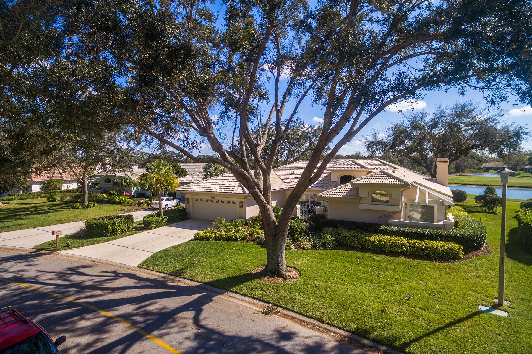 Einfamilienhaus für Verkauf beim THE MEADOWS 3326 Highlands Bridge Rd Sarasota, Florida, 34235 Vereinigte Staaten