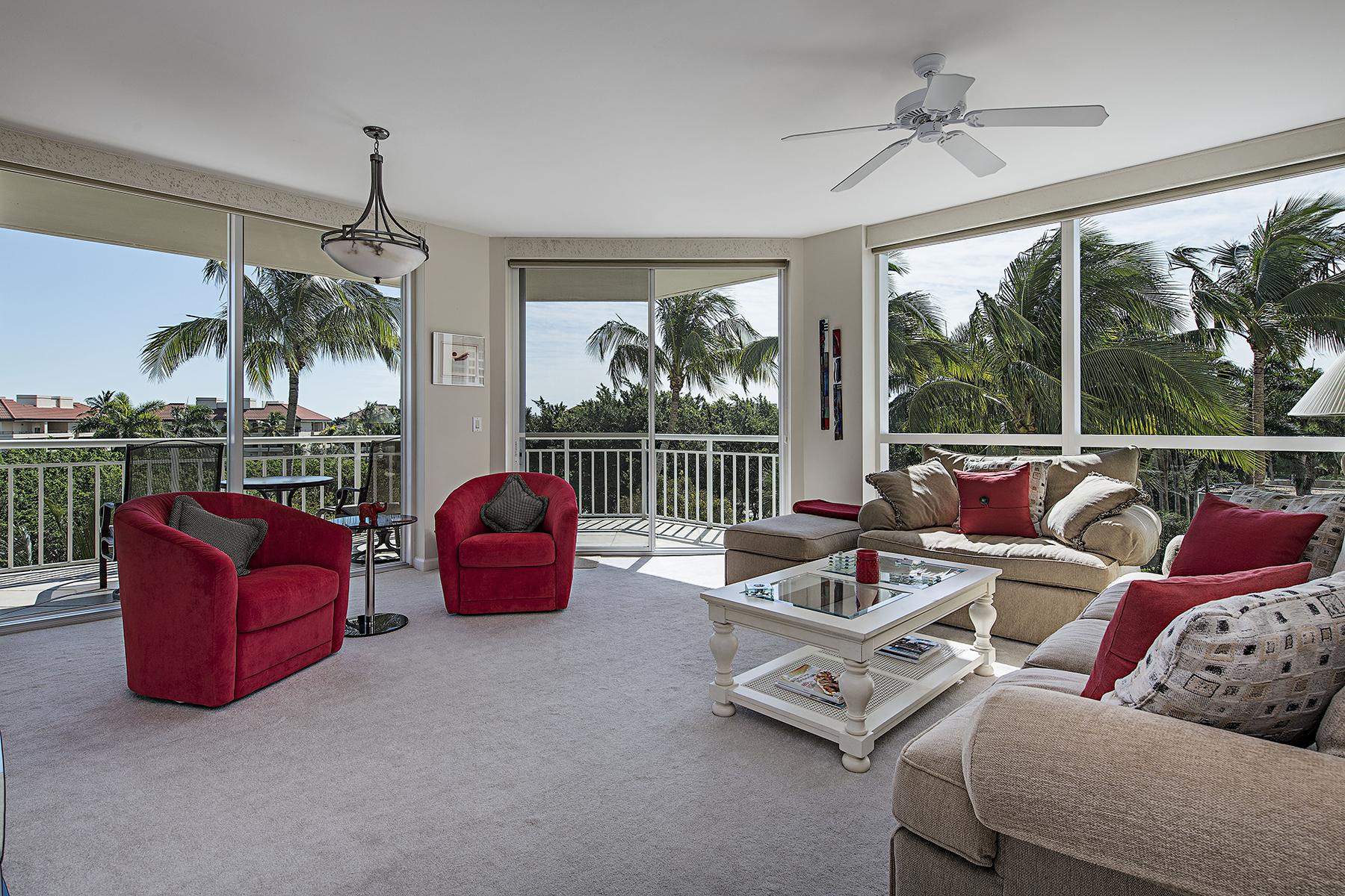 共管物業 為 出售 在 PARK SHORE - BAY SHORE PLACE 4255 Gulf Shore Blvd N 202 Naples, 佛羅里達州, 34103 美國
