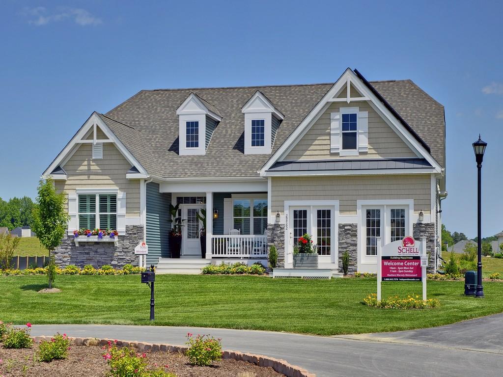 Single Family Home for Sale at 24200 Canoe Dr Whimbrel, Millsboro, DE 19966 33404 Paddle Dr 227, Millsboro, Delaware 19966 United States
