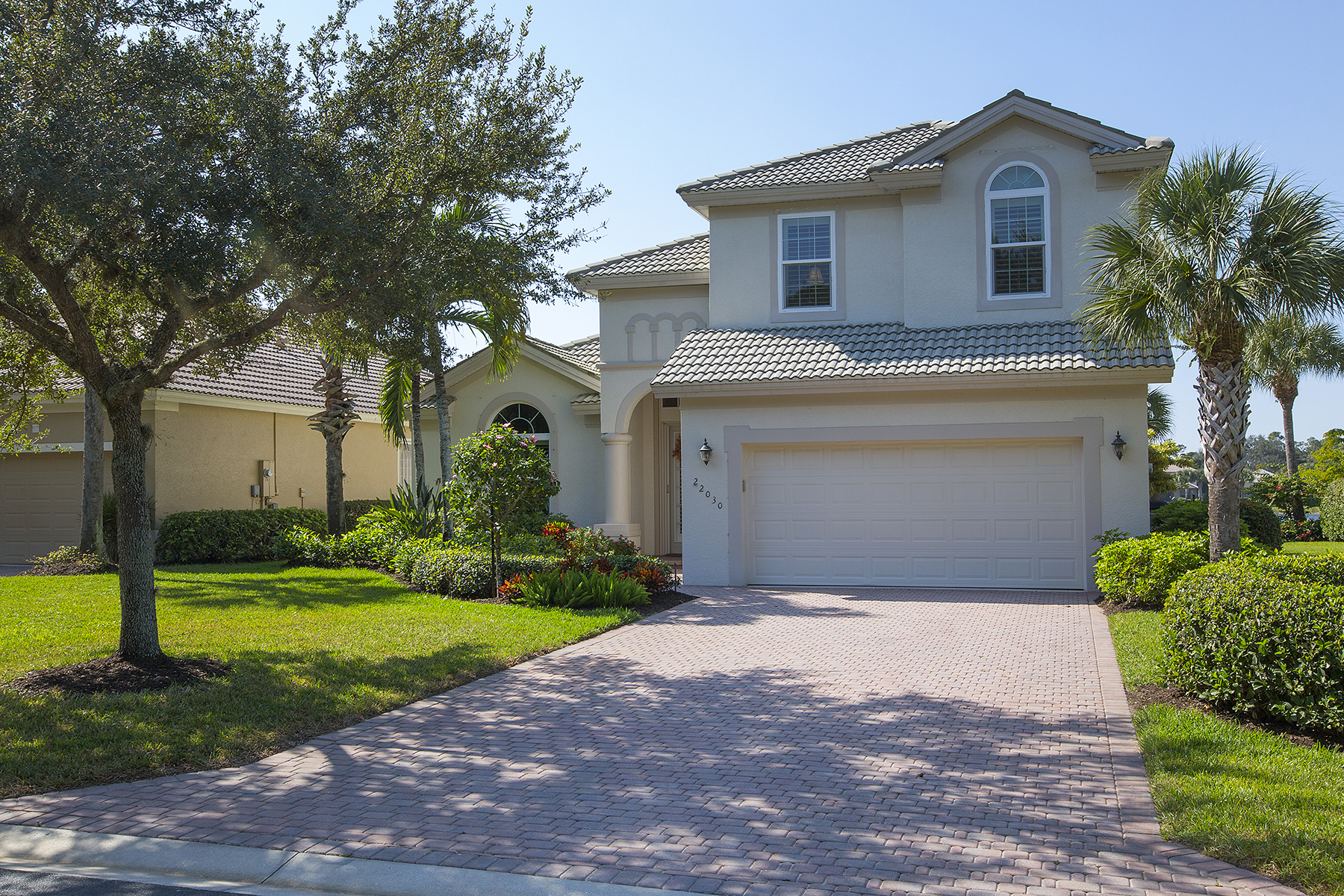 Single Family Home for Sale at LONGLEAF - SHADOW WOOD AT THE BROOKS 22030 Longleaf Trail Dr Estero, Florida, 34135 United States