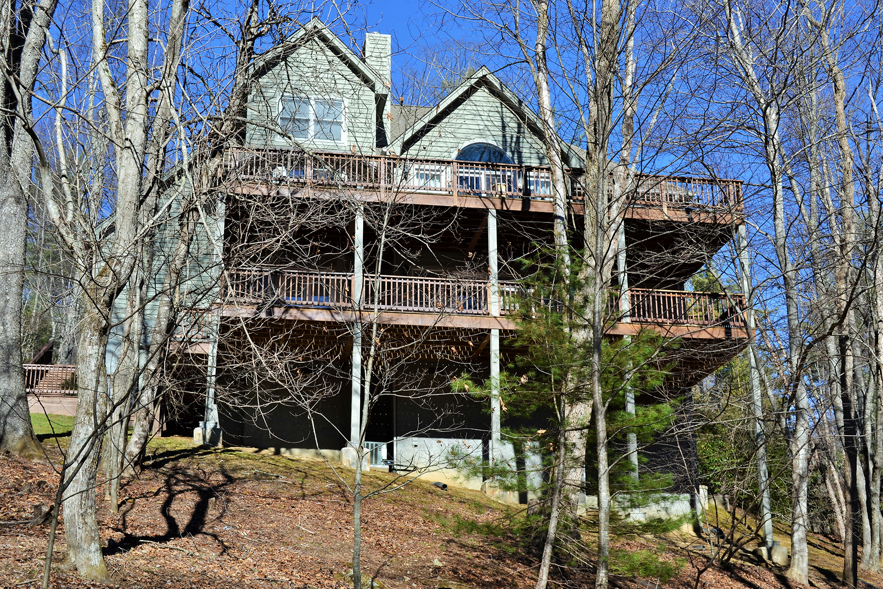 Single Family Home for Sale at BLOWING ROCK - BISHOPS RIDGE 391 Bishops Ridge, Blowing Rock, North Carolina 28605 United States