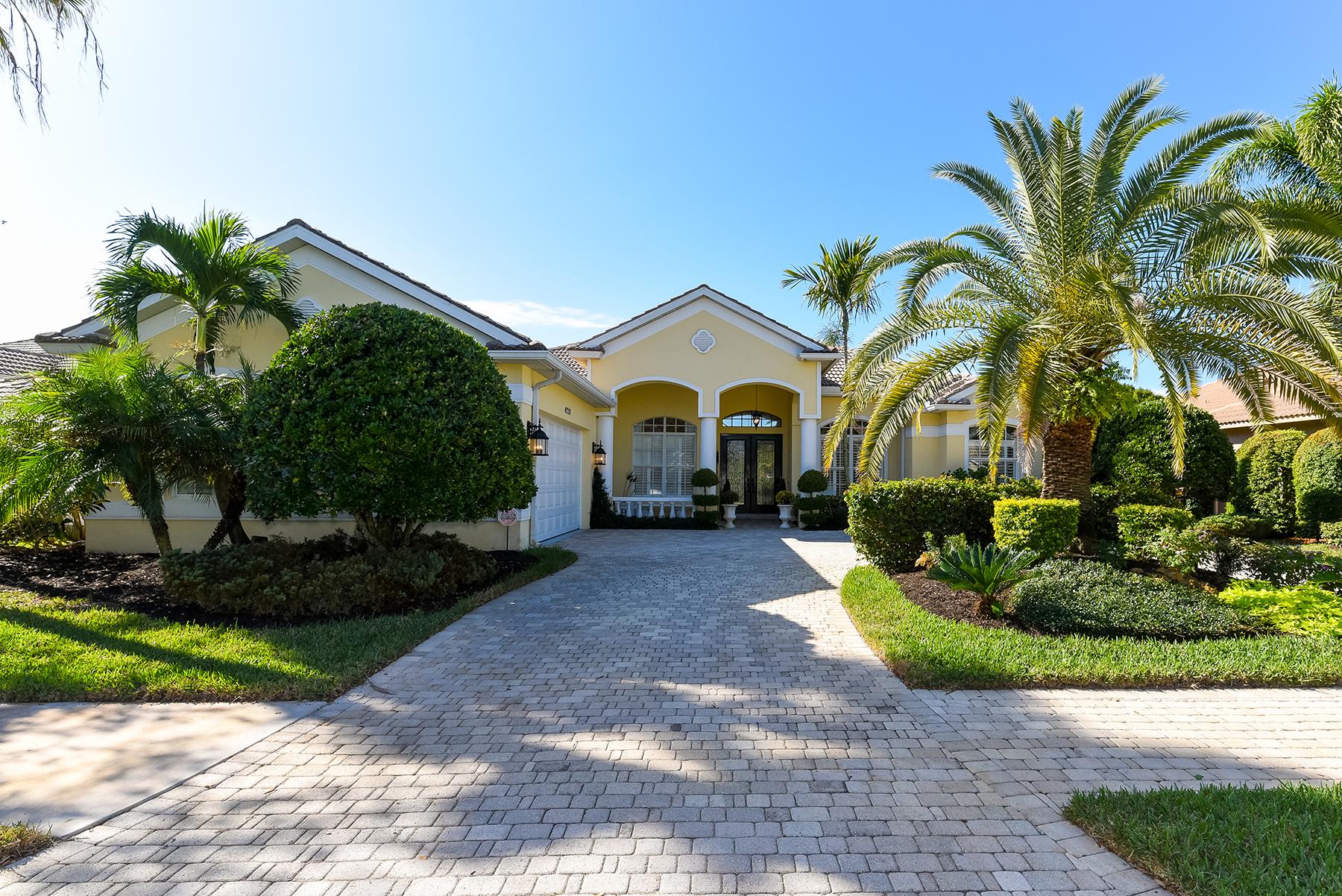 Casa Unifamiliar por un Venta en VENETIA 4228 Corso Venetia Blvd Venice, Florida, 34293 Estados Unidos