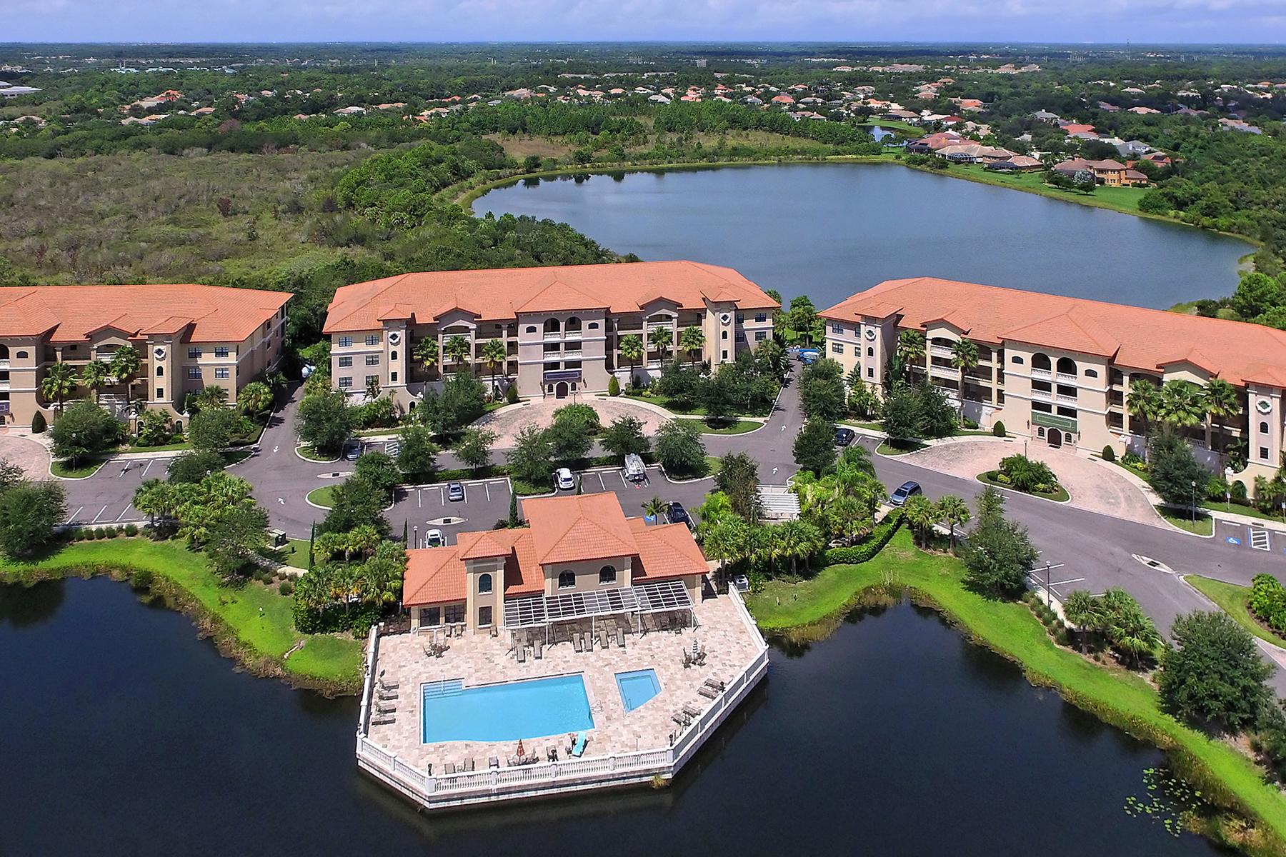 Condominium for Sale at LAKEWOOD RANCH - LAKE VISTA 7710 Lake Vista Ct 306 Lakewood Ranch, Florida, 34202 United States