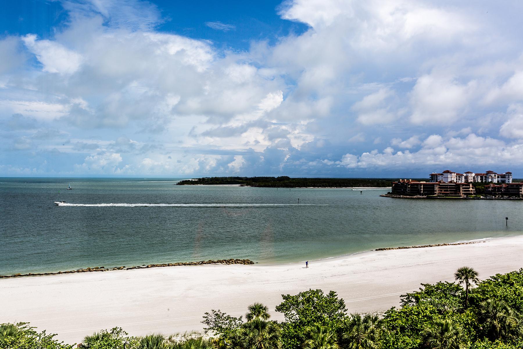 Copropriété pour l Vente à HIDEAWAY BEACH 3000 Royal Marco Way PH-S Marco Island, Florida, 34145 États-Unis