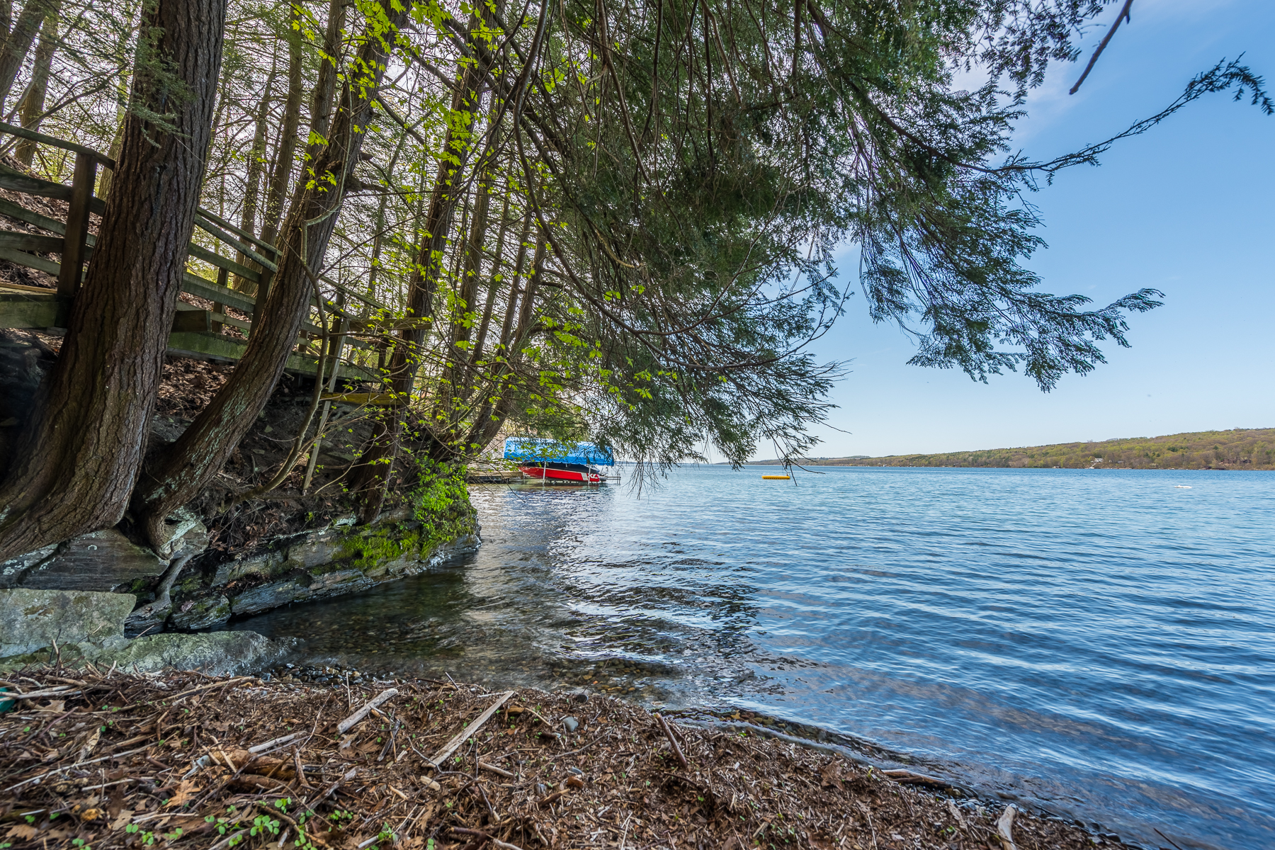 Additional photo for property listing at Twin Oaks 0000  Appletree Point Rd Skaneateles, Nueva York 13152 Estados Unidos