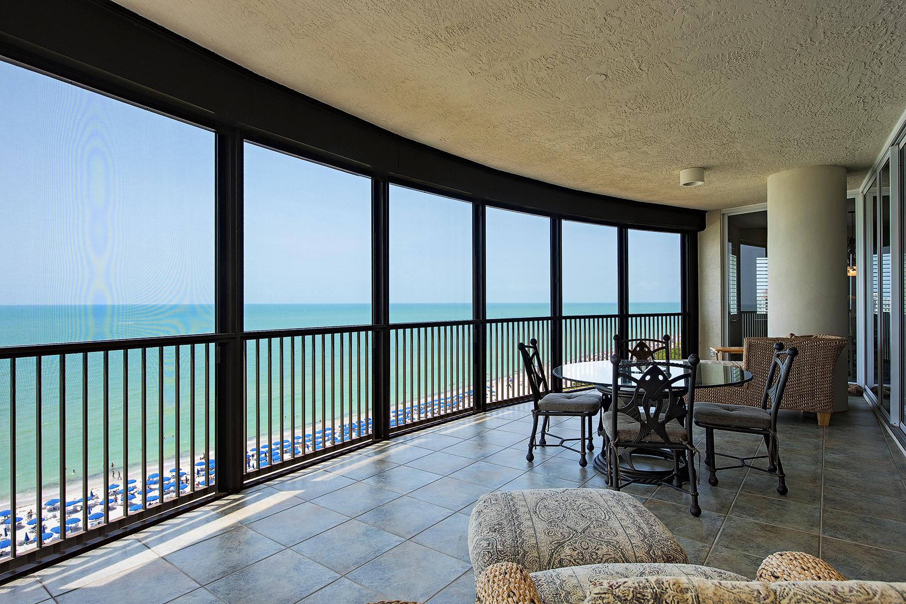 共管式独立产权公寓 为 销售 在 BAY COLONY 8665 Bay Colony Dr 1104 那不勒斯, 佛罗里达州, 34108 美国