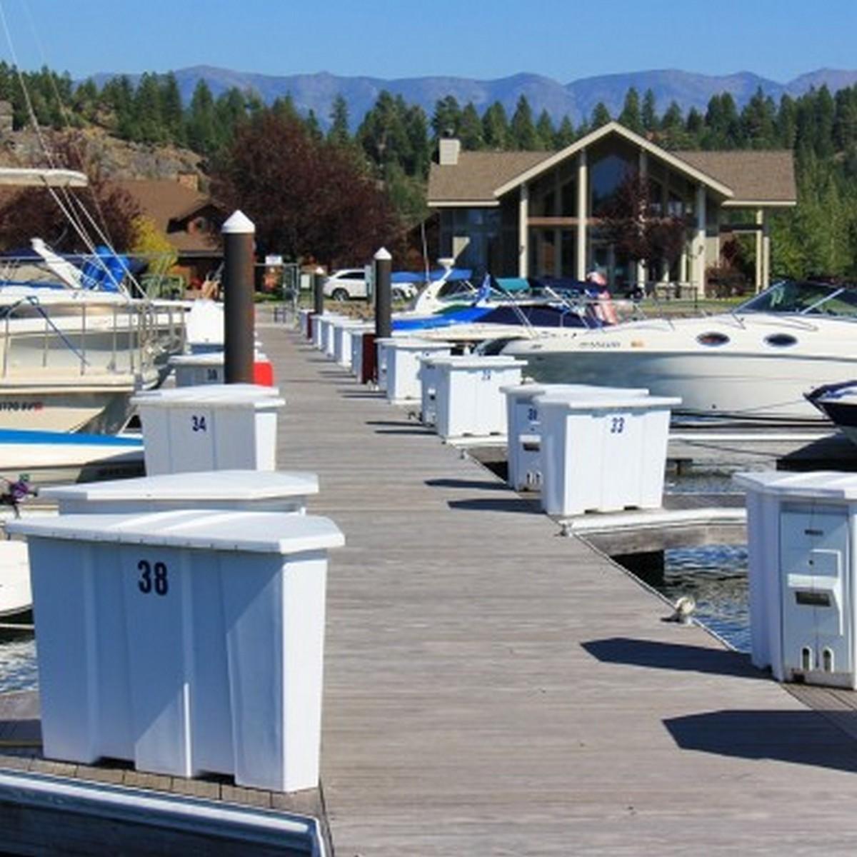 Additional photo for property listing at A-23 Eagle Bend Yacht Harbor , Bigfork, MT 59911 A-23  Eagle Bend Yacht Harbor Bigfork, Montana 59911 United States