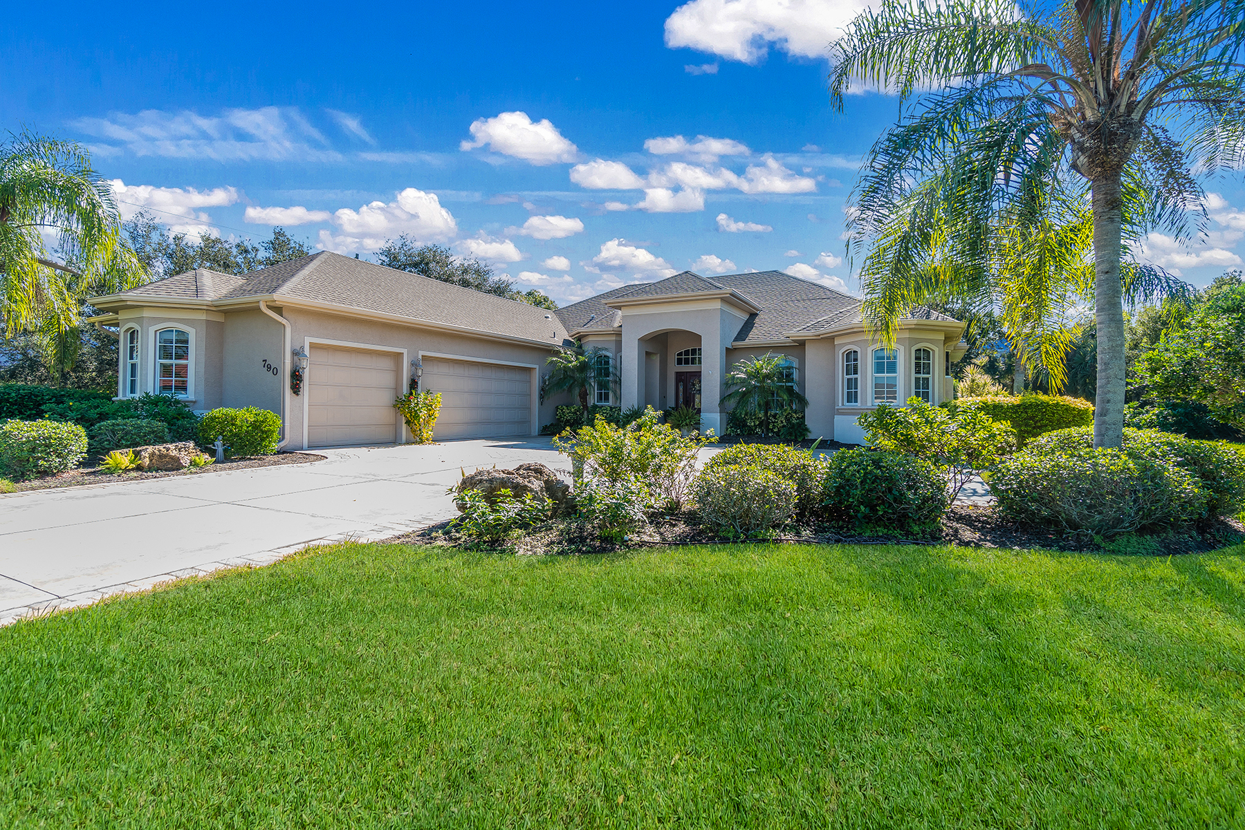 Single Family Home for Sale at PRESERVE AT MISSION VALLEY 790 Vanderbilt Dr Nokomis, Florida, 34275 United States