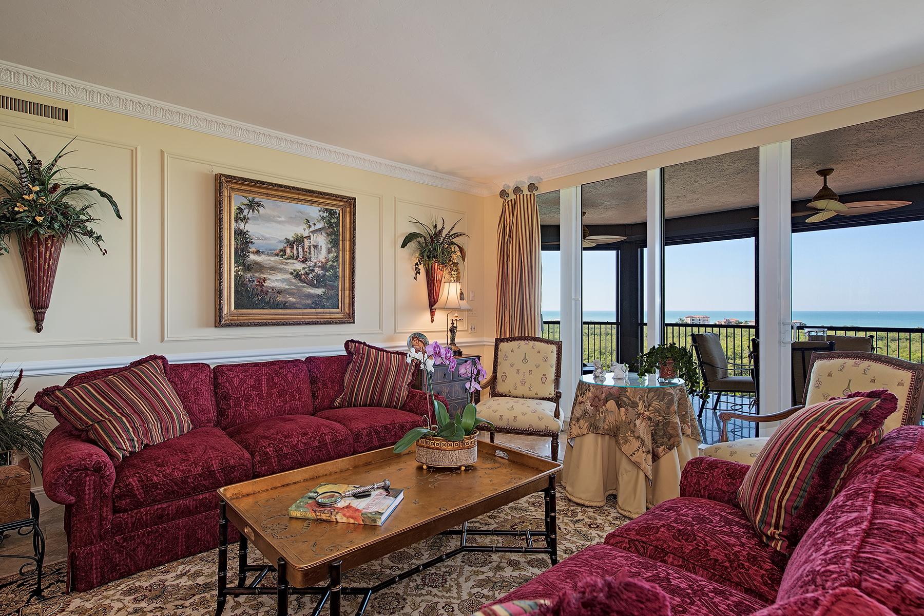 Condominium for Sale at PELICAN BAY - MONTENERO 7575 Pelican Bay Blvd 803 Naples, Florida, 34108 United States