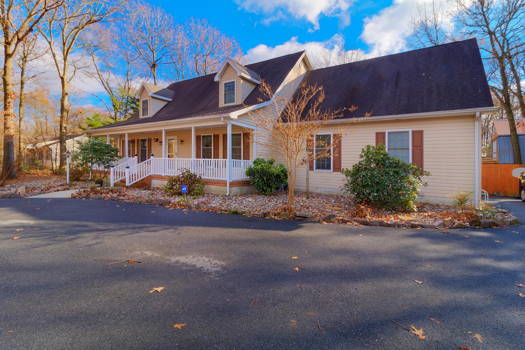 Частный односемейный дом для того Продажа на 14328 Shiloh Church Road , Laurel, DE 19956 14328 Shiloh Church Road Laurel, 19956 Соединенные Штаты