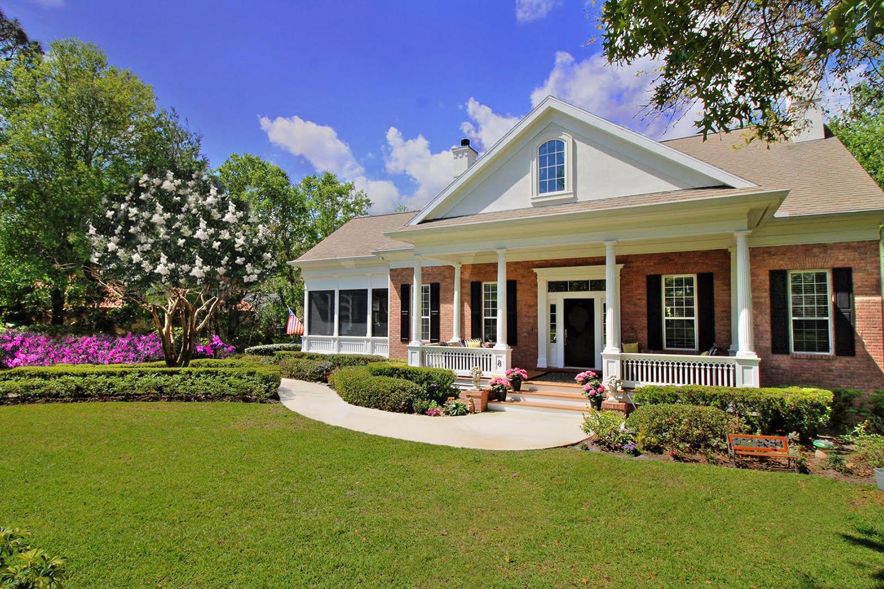 Casa para uma família para Venda às NORTH ORLANDO - ORMOND BEACH 8 Broadwater Dr Ormond Beach, Florida, 32174 Estados Unidos