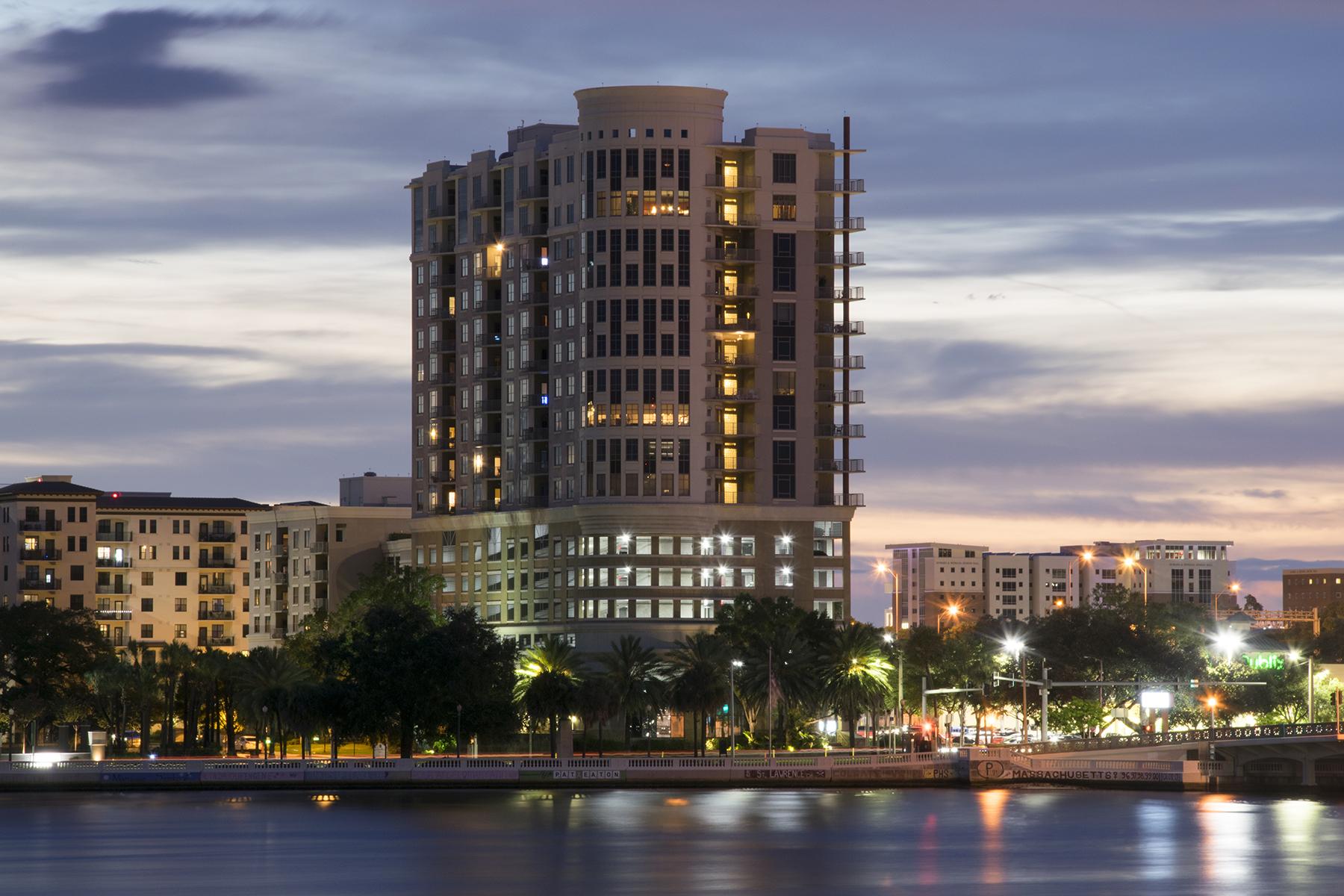 Condominium for Sale at SOUTH TAMPA 275 Bayshore Blvd 401 Tampa, Florida, 33606 United States
