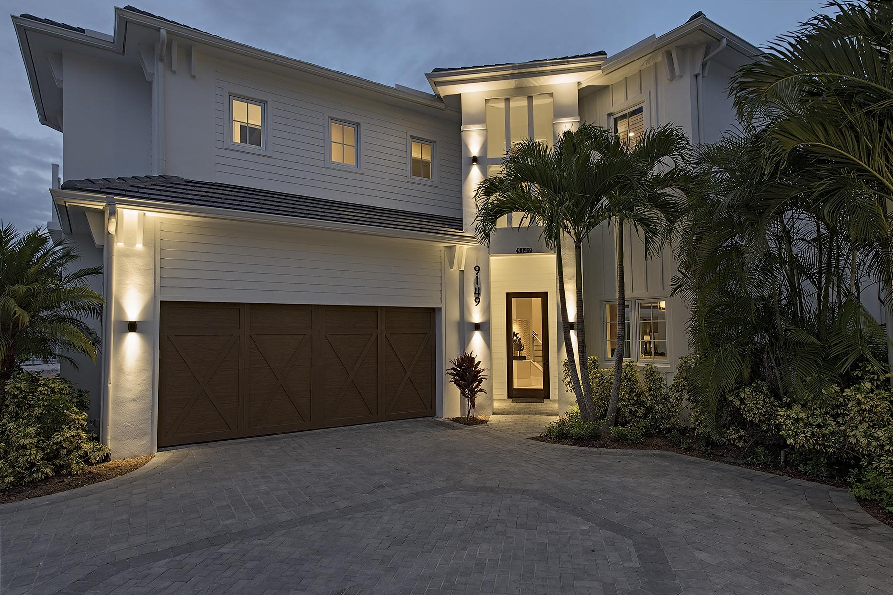 Casa Unifamiliar por un Venta en 9149 Mercato Way , Naples, Fl 34108 9149 Mercato Way Naples, Florida, 34108 Estados Unidos