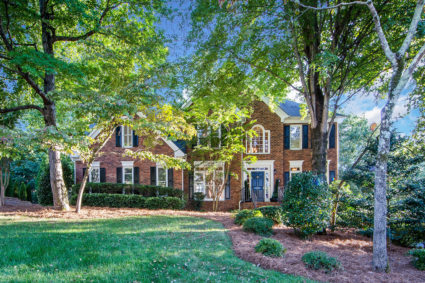 Single Family Home for Sale at WYNFIELD 9015 Oxfordshire Ct 14, Huntersville, North Carolina, 28078 United States