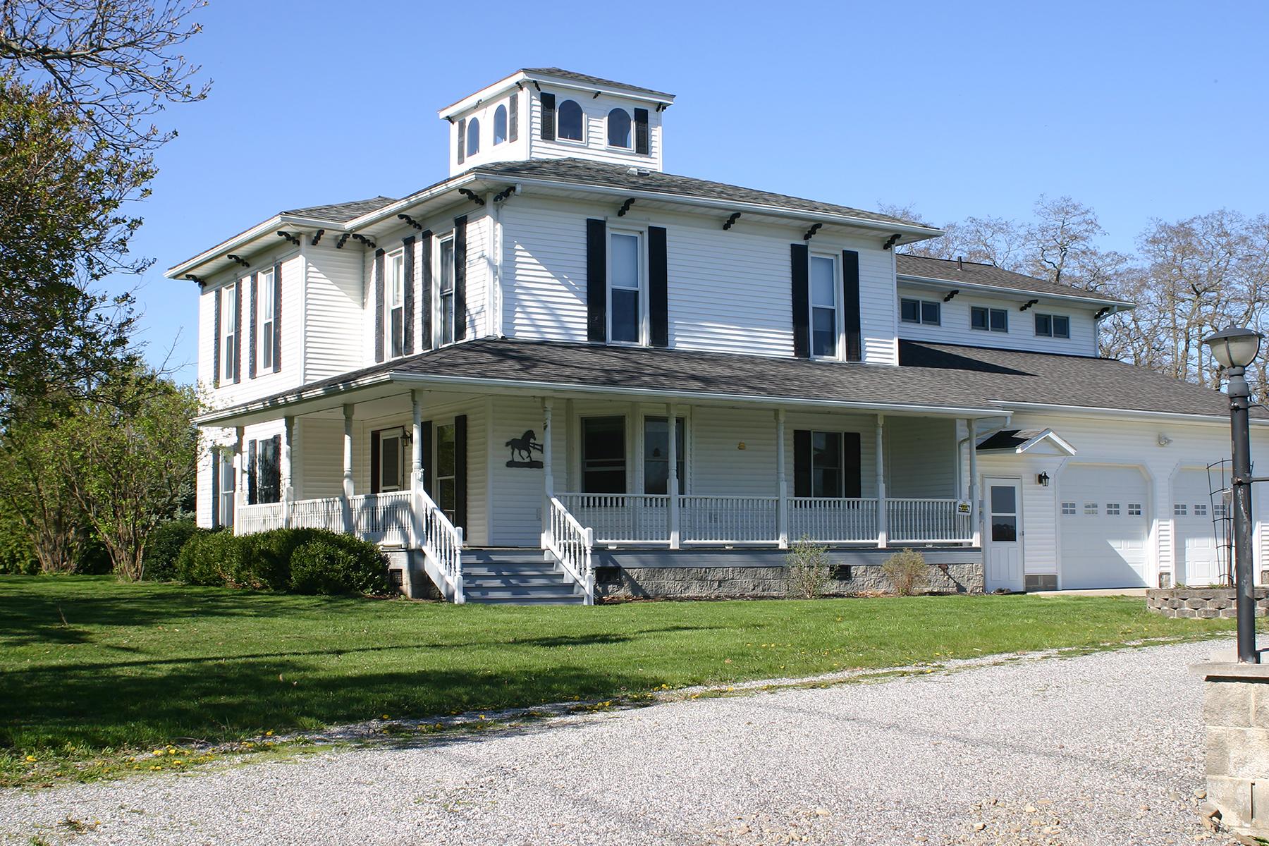 Maison unifamiliale pour l Vente à Dream Valley View Ranch and Resort 8983 & 899 Oakland Rd Nunda, New York 14517 États-Unis