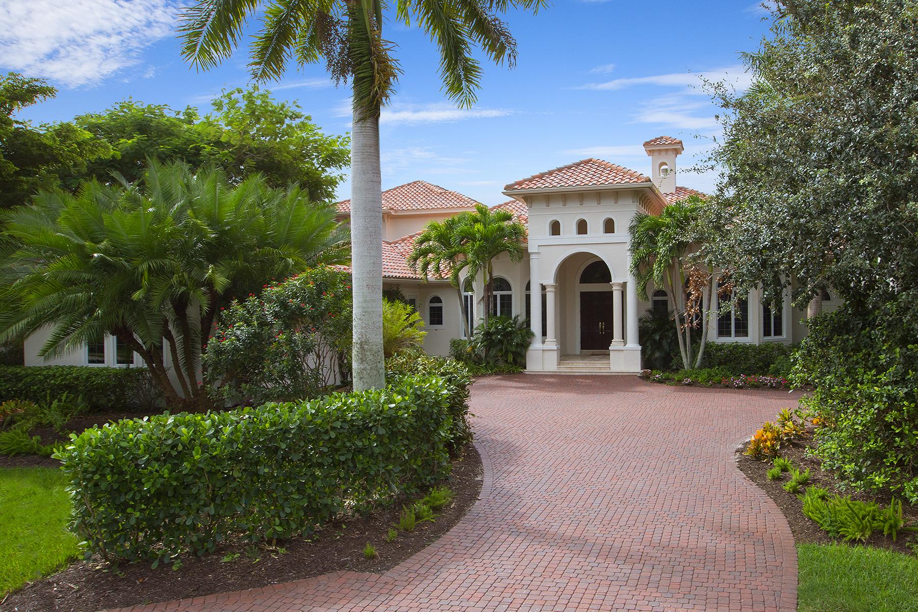 独户住宅 为 销售 在 OAKBROOK 22141 Shallowater Ln 埃斯特罗, 佛罗里达州 34135 美国