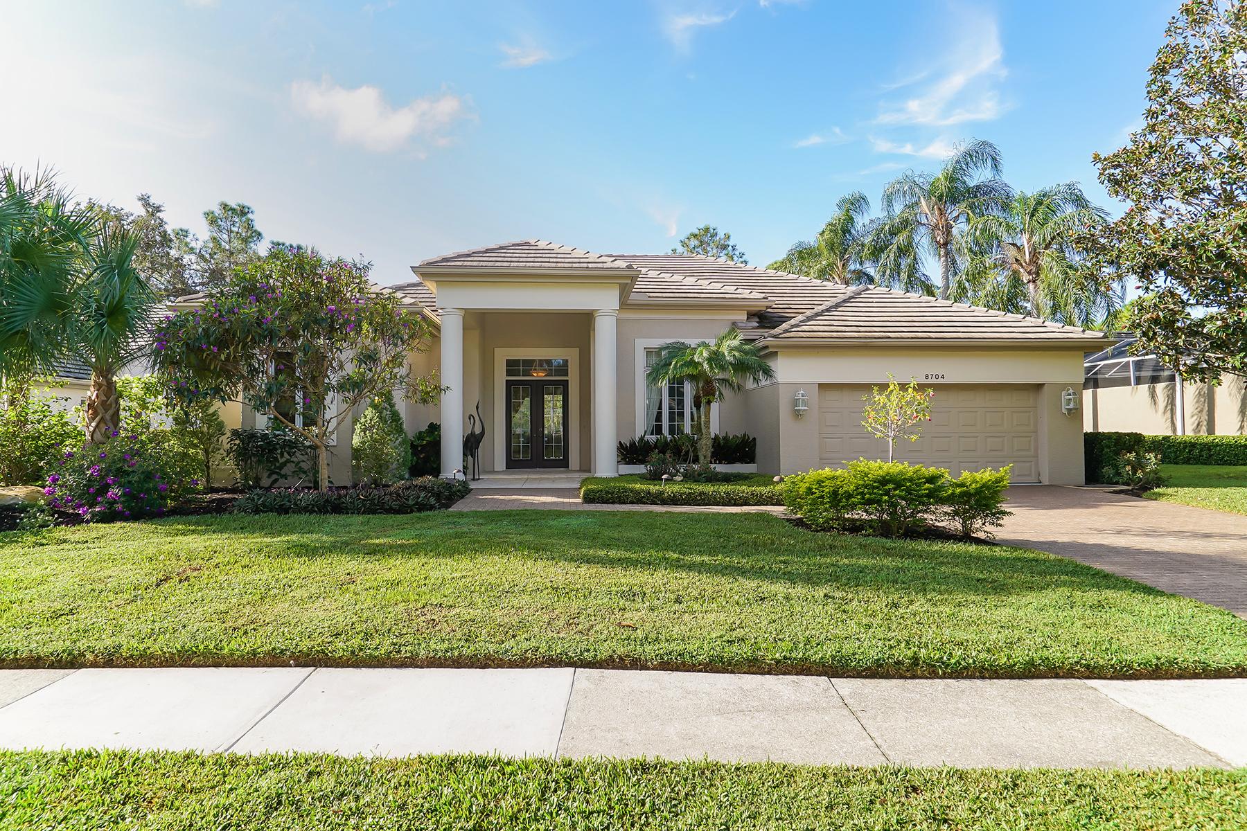 獨棟家庭住宅 為 出售 在 ROSEDALE 8704 54th Ave E, Bradenton, 佛羅里達州, 34211 美國