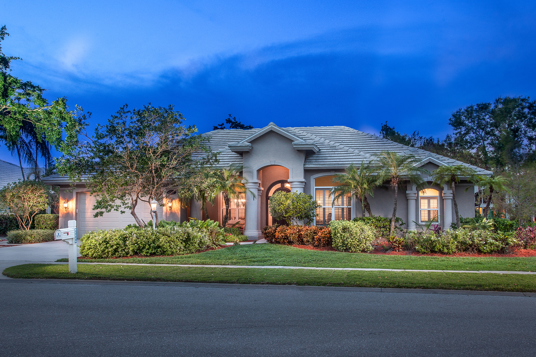 Single Family Home for Sale at MONTEREY-MONTEREY 1955 Mission Dr, Naples, Florida 34109 United States