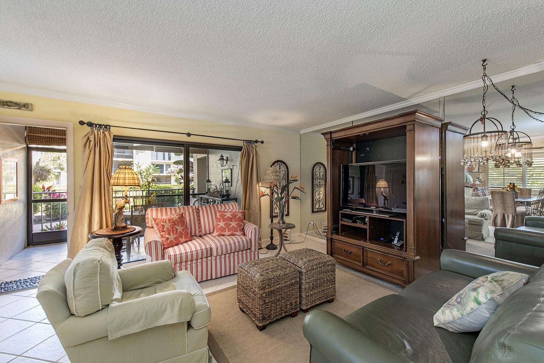 Condominium for Sale at Moorings-Bordeaux Club 2900 Gulf Shore Blvd N 111, Naples, Florida 34103 United States