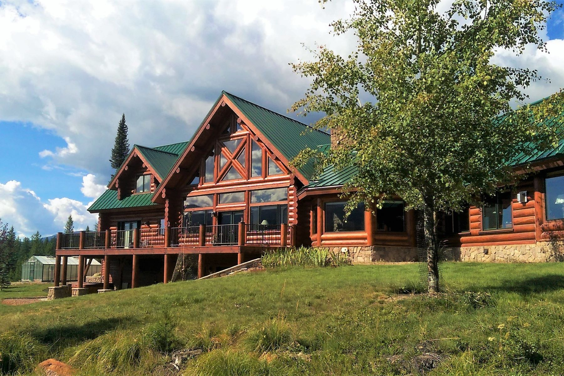 Single Family Home for Sale at 4959 Hwy 83 N, Seeley Lake, MT 59868 4959 Hwy 83 N Seeley Lake, Montana 59868 United States