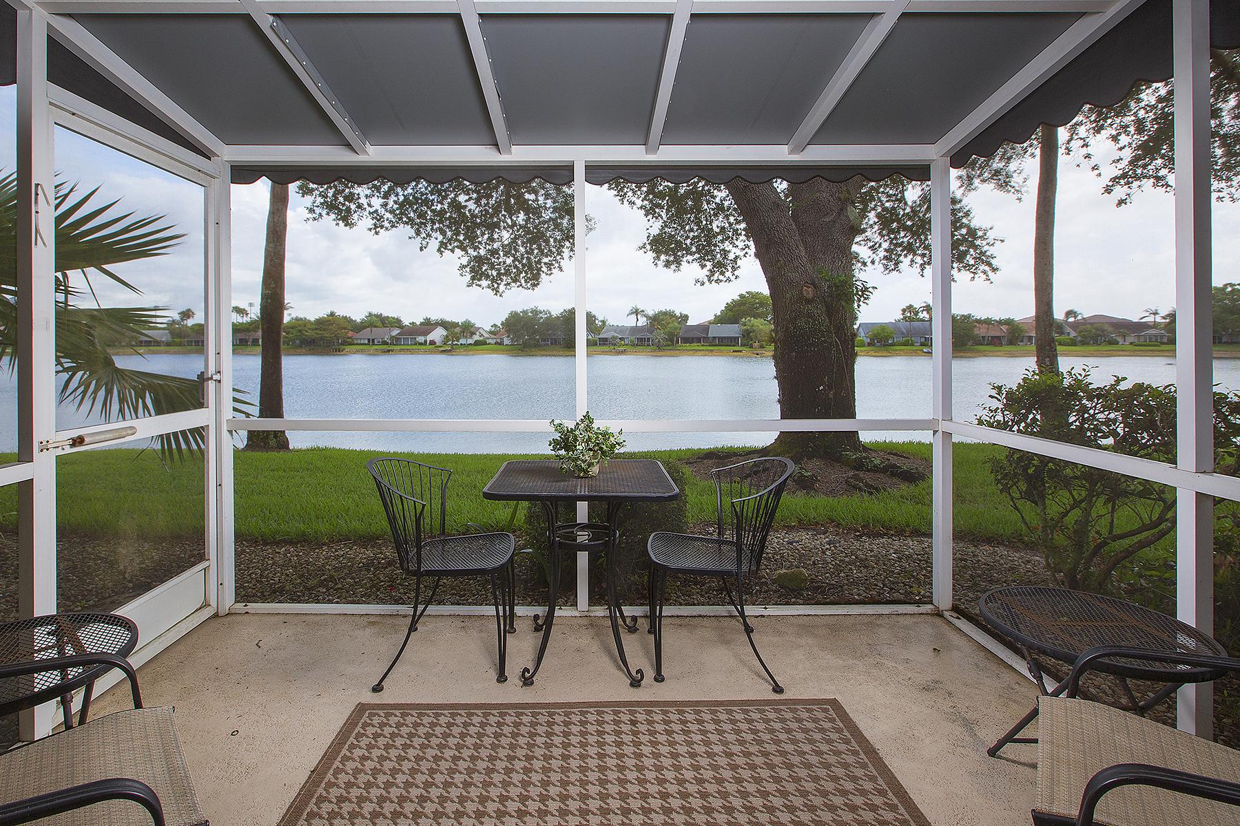 Condominium for Sale at 6650 Ilex Cir , 6-G, Naples, FL 34109 6650 Ilex Cir 6-G, Naples, Florida 34109 United States