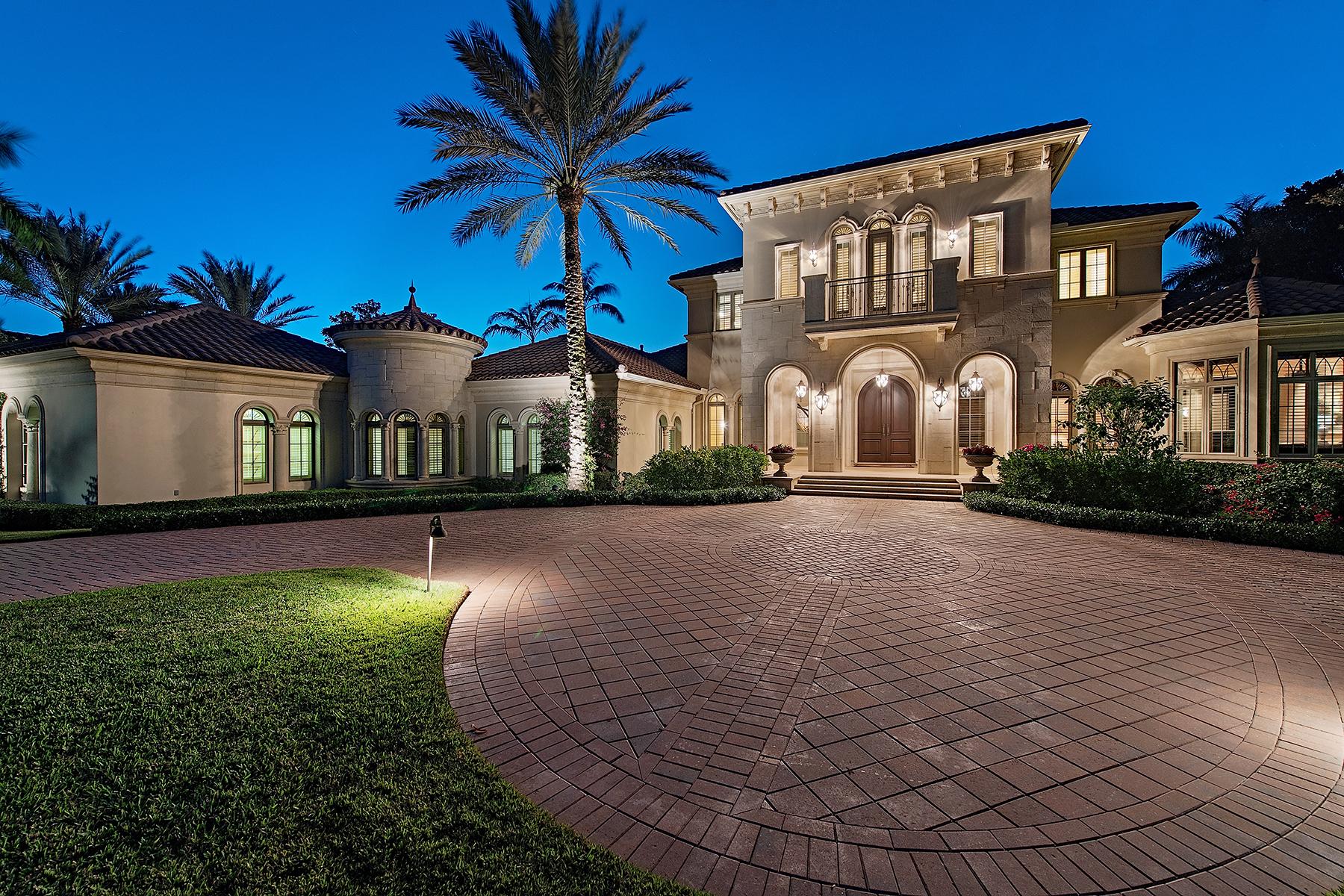 Villa per Vendita alle ore 1397 Great Egret Trl , Naples, FL 34105 1397 Great Egret Trl Naples, Florida, 34105 Stati Uniti