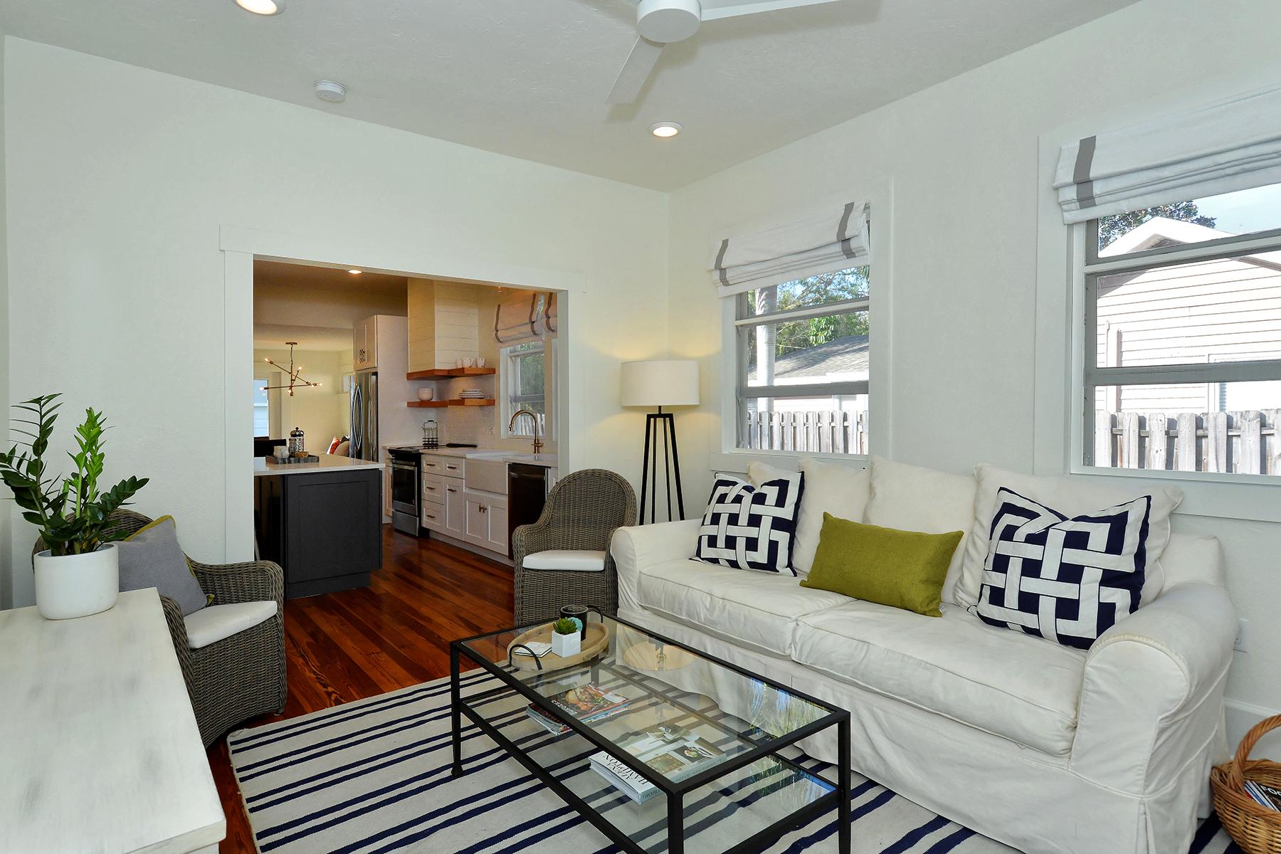 Additional photo for property listing at SARASOTA 1744  Irving St,  Sarasota, Florida 34236 United States