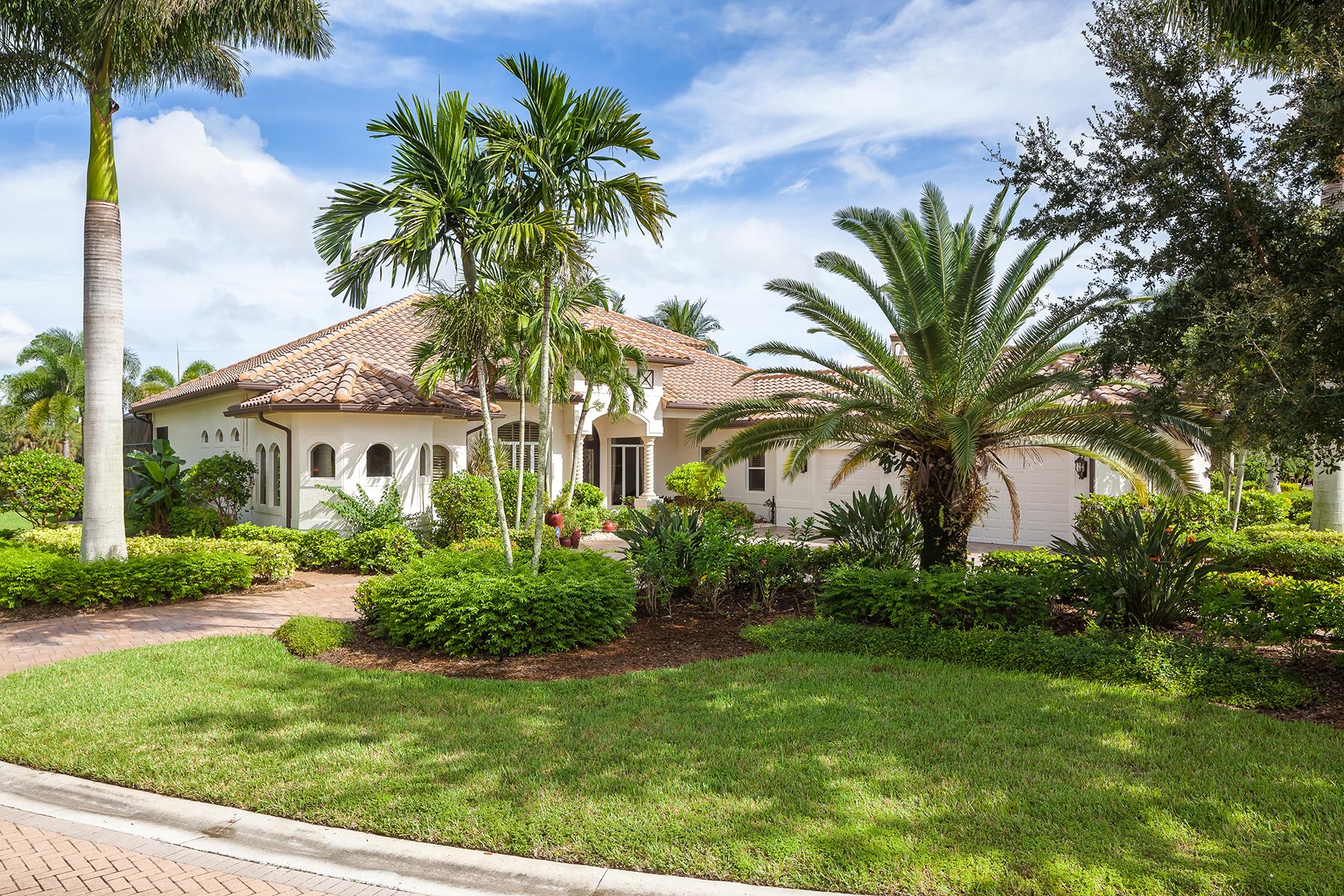 Maison unifamiliale pour l Vente à LELY RESORT - CLASSICS PLANTATION ESTATES 7541 Snead Ct Naples, Florida, 34113 États-Unis