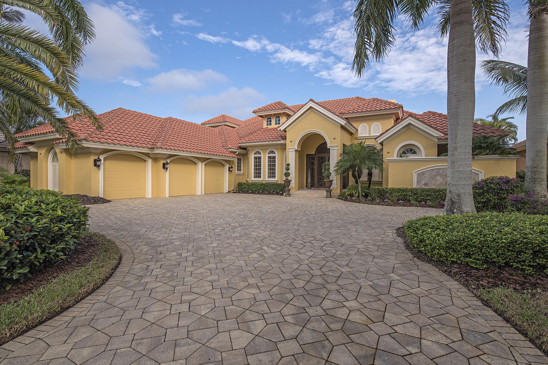 独户住宅 为 销售 在 WILLOW WALK 9166 Willow Walk 埃斯特罗, 佛罗里达州 34135 美国