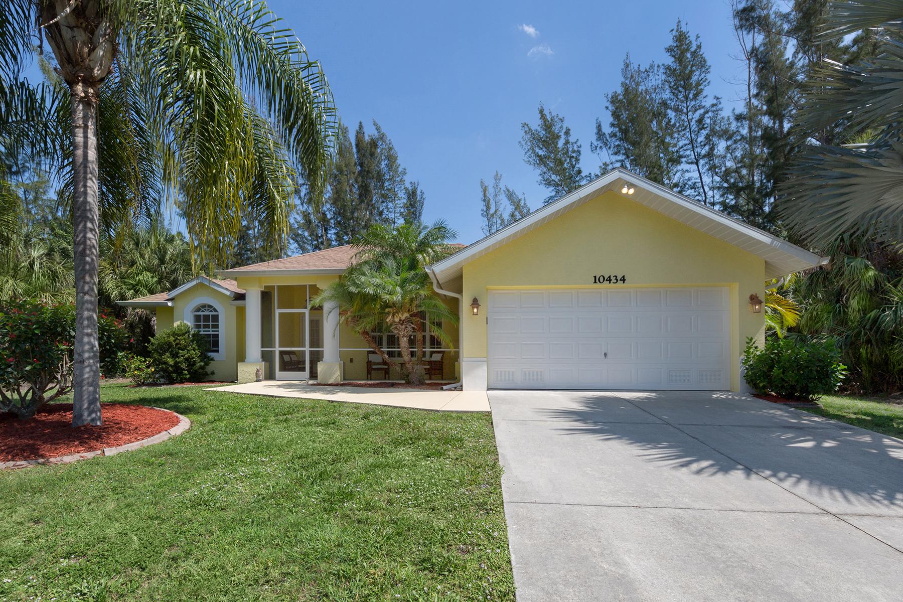 Vivienda unifamiliar por un Venta en PORT CHARLOTTE 10434 Sarasota Rd Port Charlotte, Florida 33981 Estados Unidos