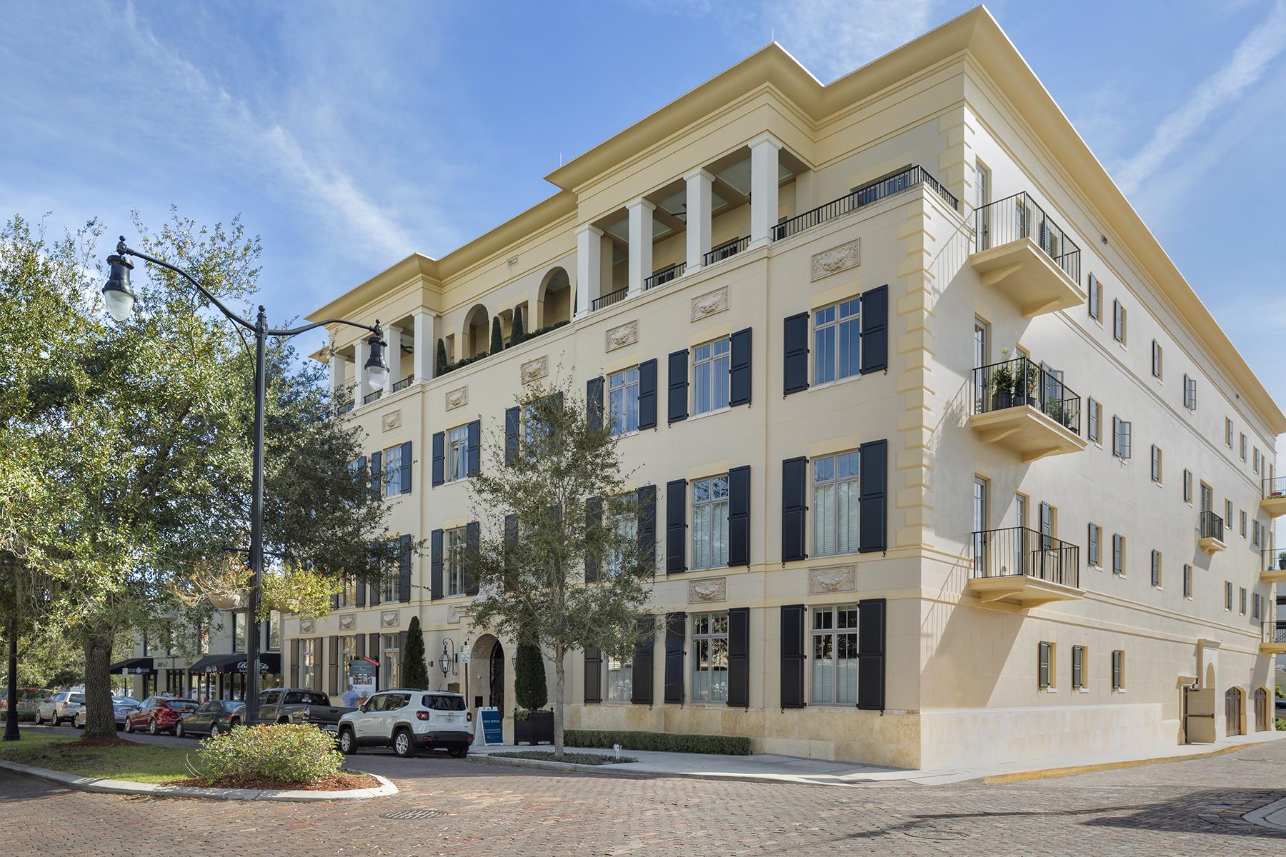 Кондоминиум для того Продажа на 140 E Morse Blvd , Winter Park, FL 32789 140 E Morse Blvd F, Winter Park, Флорида, 32789 Соединенные Штаты