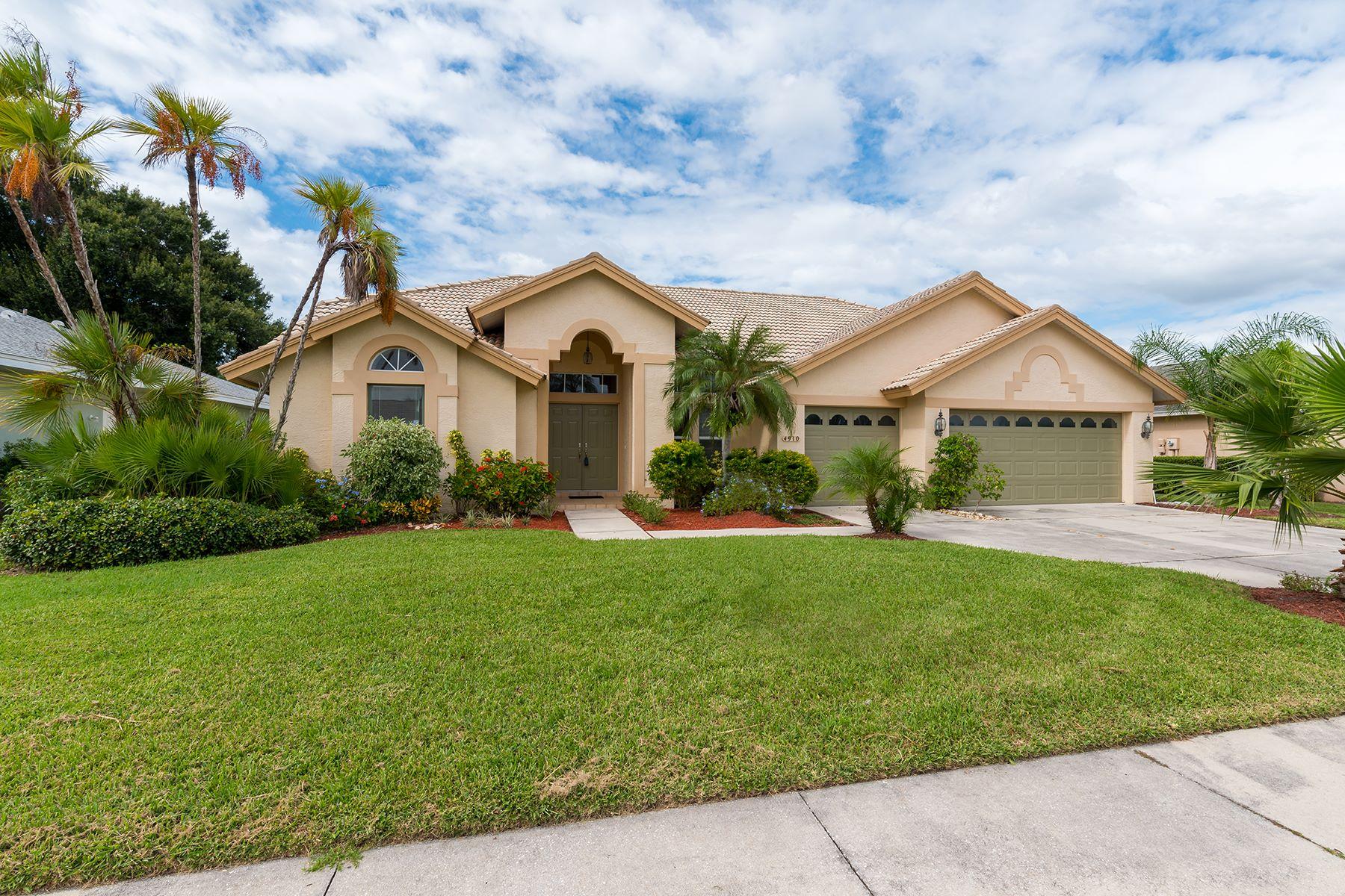 Maison unifamiliale pour l Vente à PERIDIA 4910 Peridia Blvd E Bradenton, Florida, 34203 États-Unis