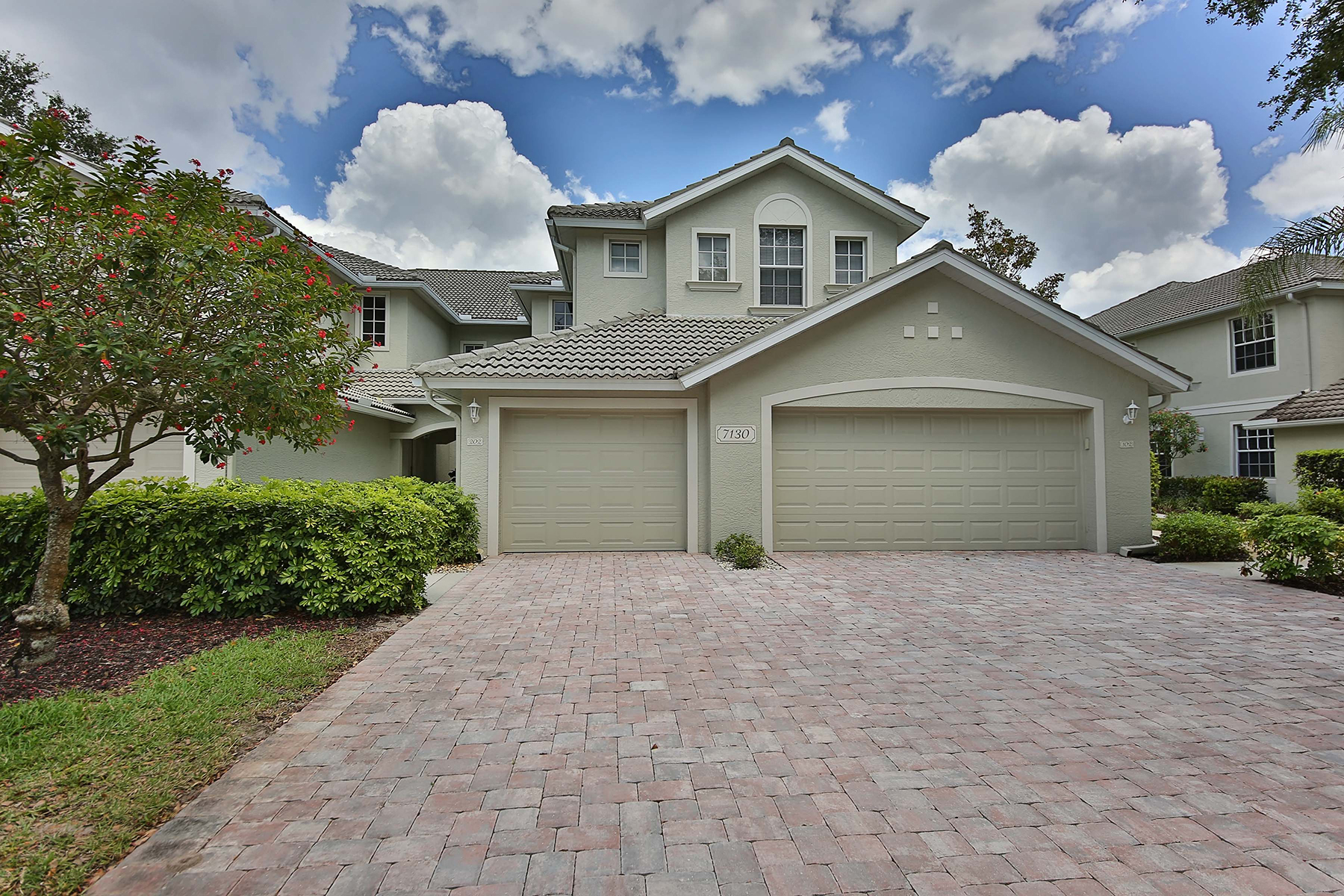 Condominium for Rent at AUTUMN WOODS - CEDAR RIDGE 7130 Blue Juniper Ct 202, Naples, Florida 34109 United States