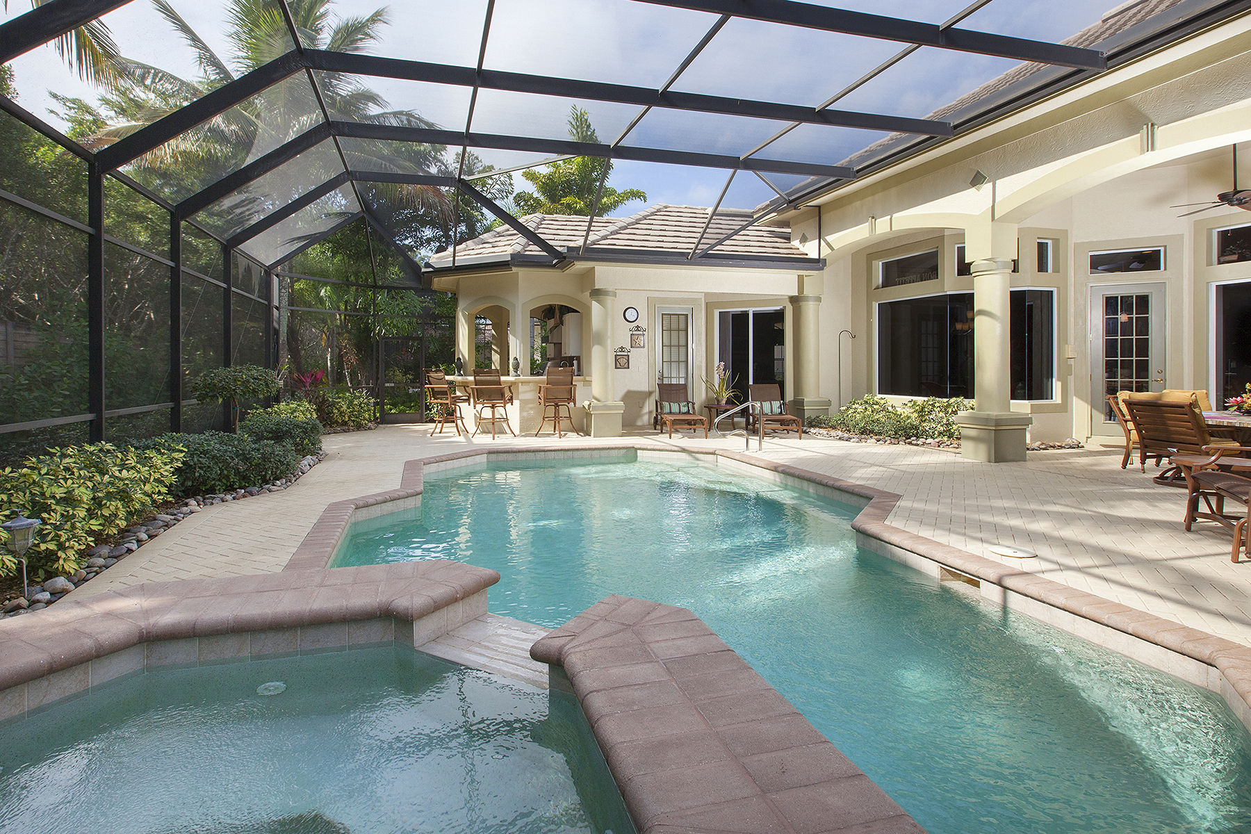 Single Family Home for Sale at FIDDLERS CREEK 7701 Mulberry Ln Naples, Florida, 34114 United States