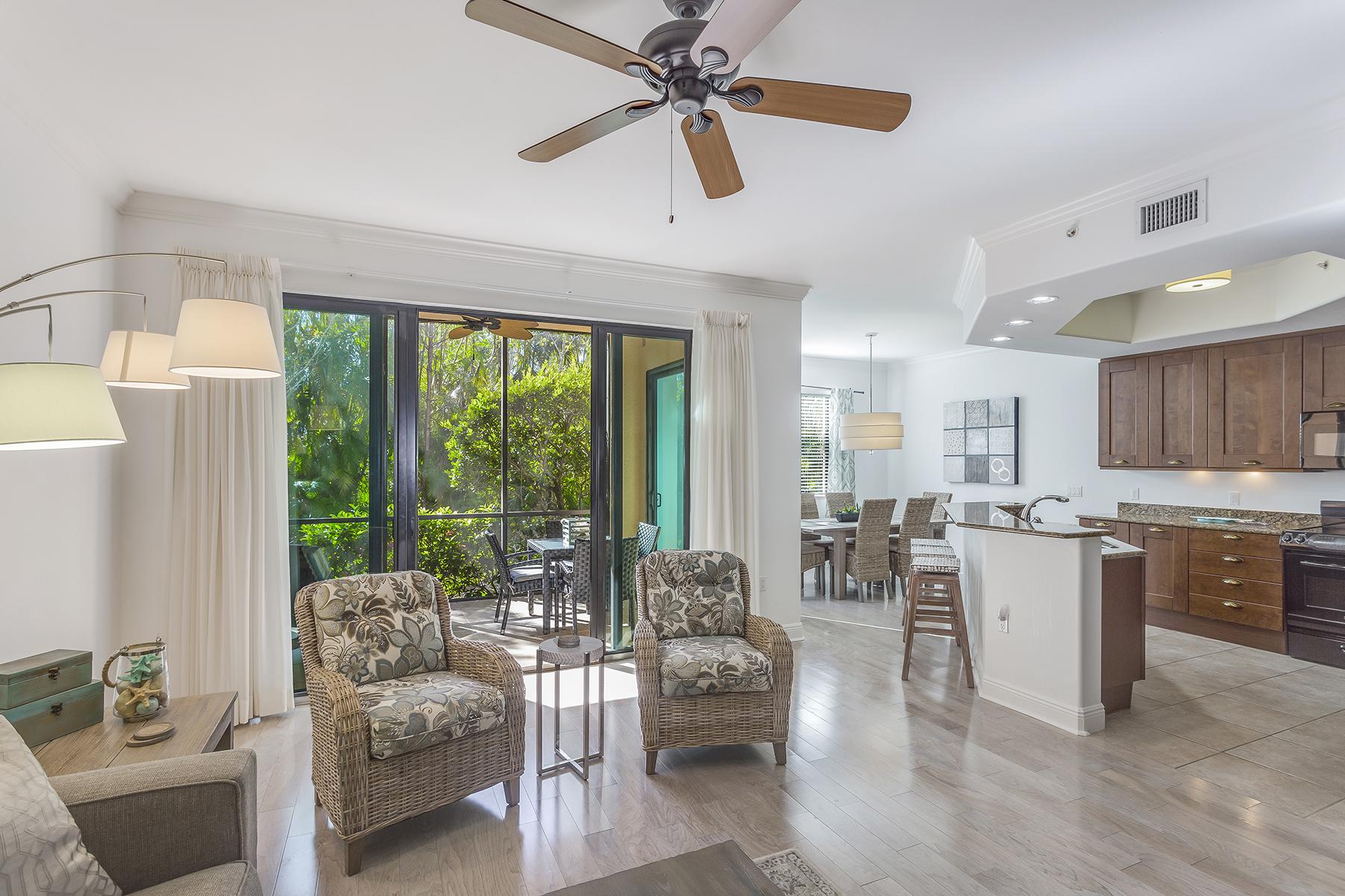 Condominium for Sale at NAPLES BAY RESORT 1045 Sandpiper St G-103, Naples, Florida 34102 United States