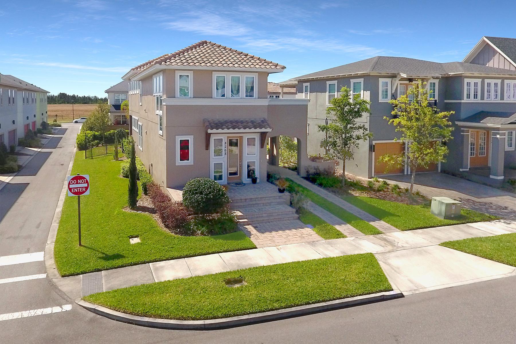 واحد منزل الأسرة للـ Sale في ORLANDO 8268 Bellow St, Orlando, Florida, 32827 United States