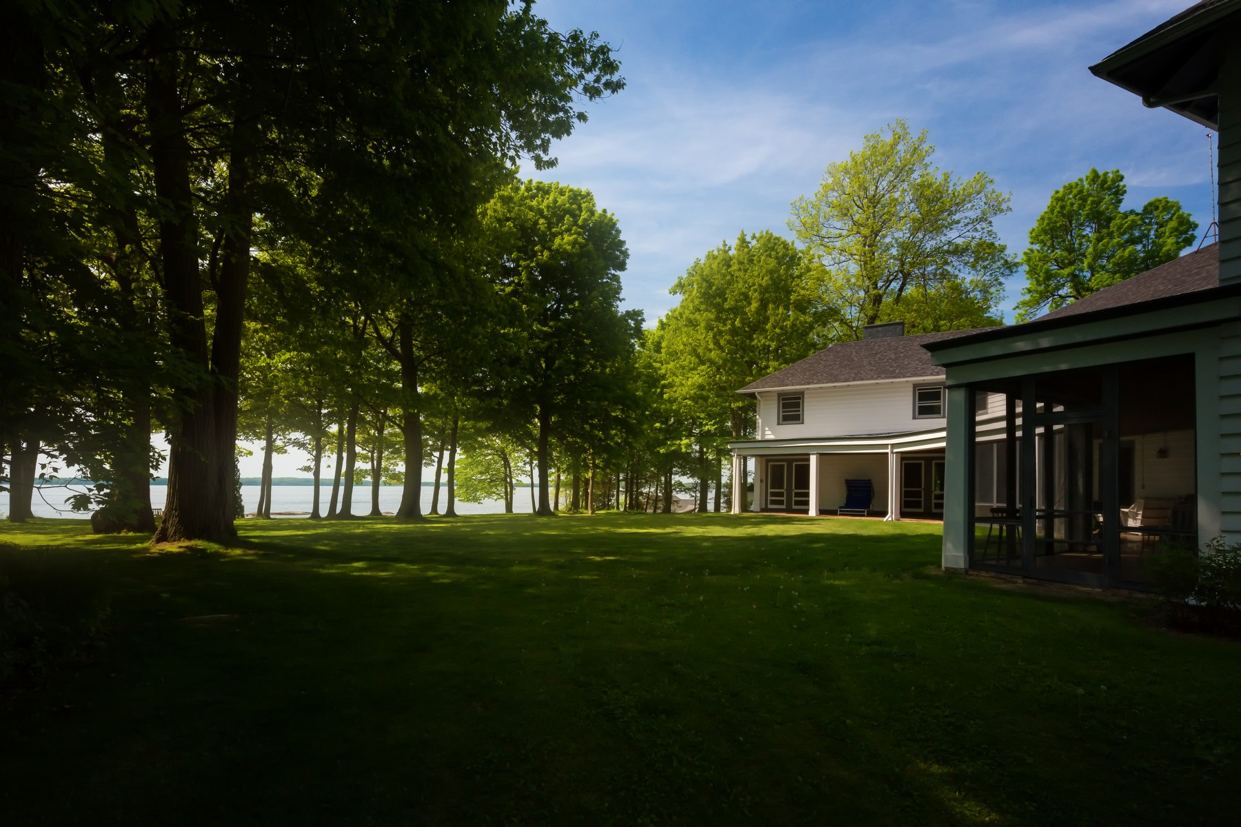 Additional photo for property listing at Mid River Estate 10693  Grindstone Is Clayton, New York 13624 United States