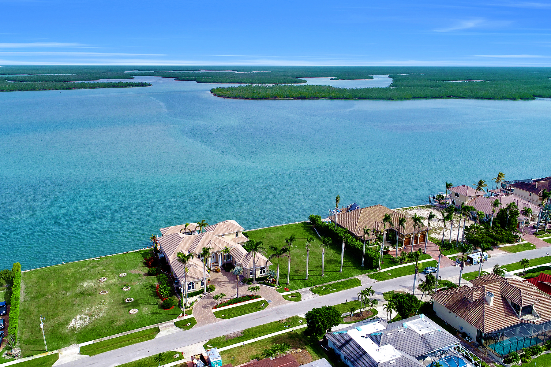 Land for Sale at MARCO ISLAND 257 Polynesia Ct, Marco Island, Florida 34145 United States