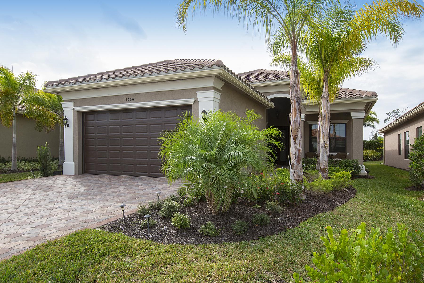 獨棟家庭住宅 為 出售 在 RIVERSTONE 3566 Beaufort Ct Naples, 佛羅里達州, 34119 美國