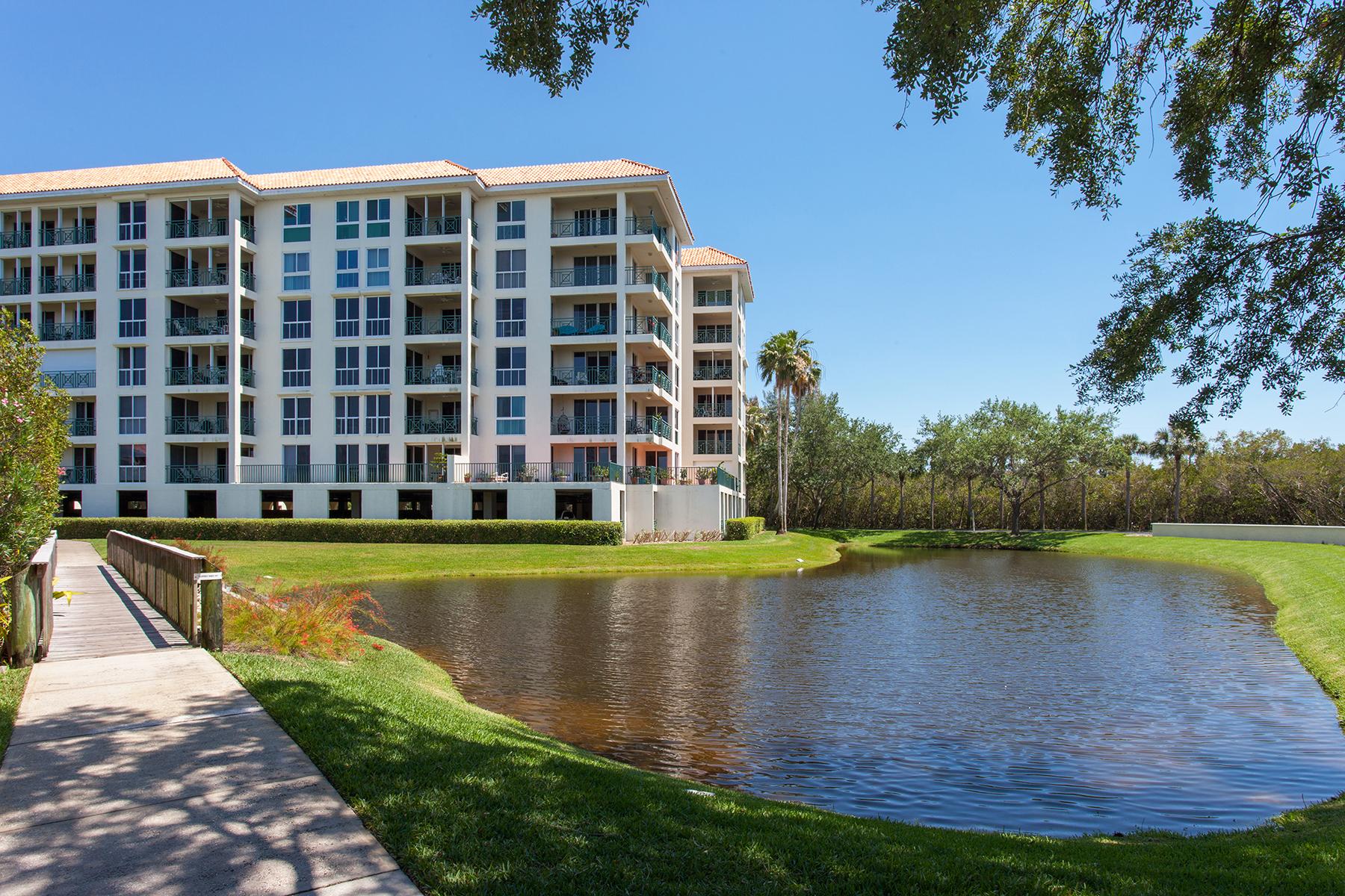 Condominio por un Venta en ST PETERSBURG 4801 Osprey Dr S 502 St. Petersburg, Florida, 33711 Estados Unidos