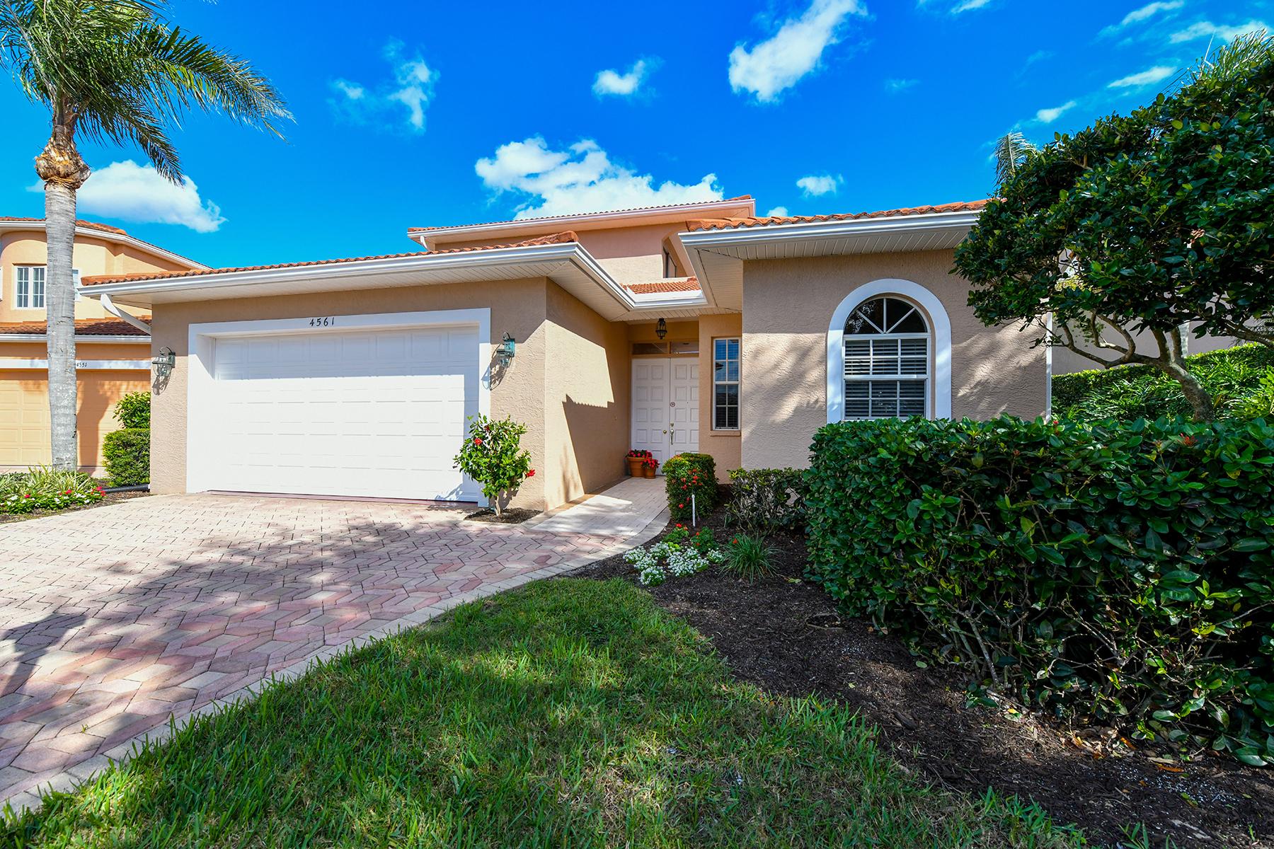 Single Family Home for Sale at PRESTANCIA 4561 Murcia Blvd 13, Sarasota, Florida 34238 United States