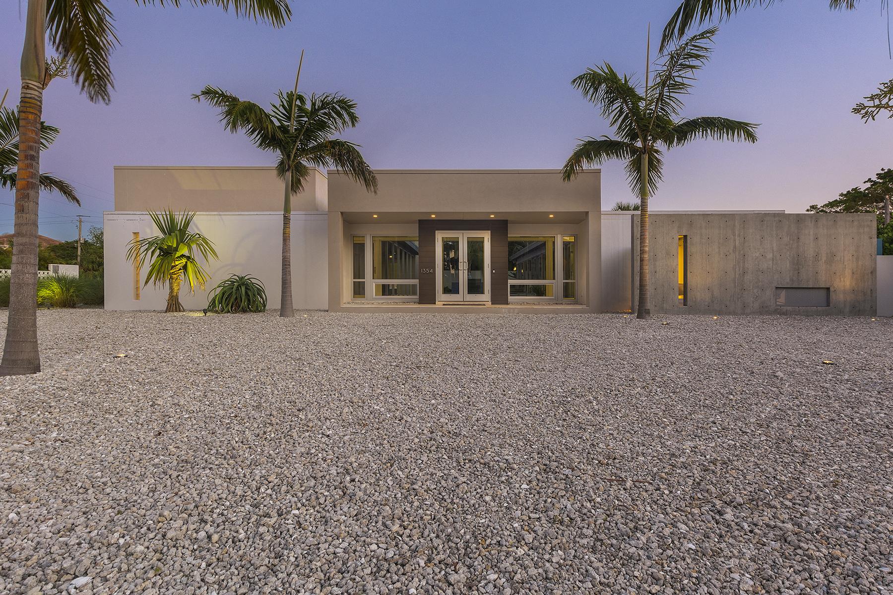一戸建て のために 売買 アット LIDO SHORES 1354 Westway Dr, Sarasota, フロリダ, 34236 アメリカ合衆国