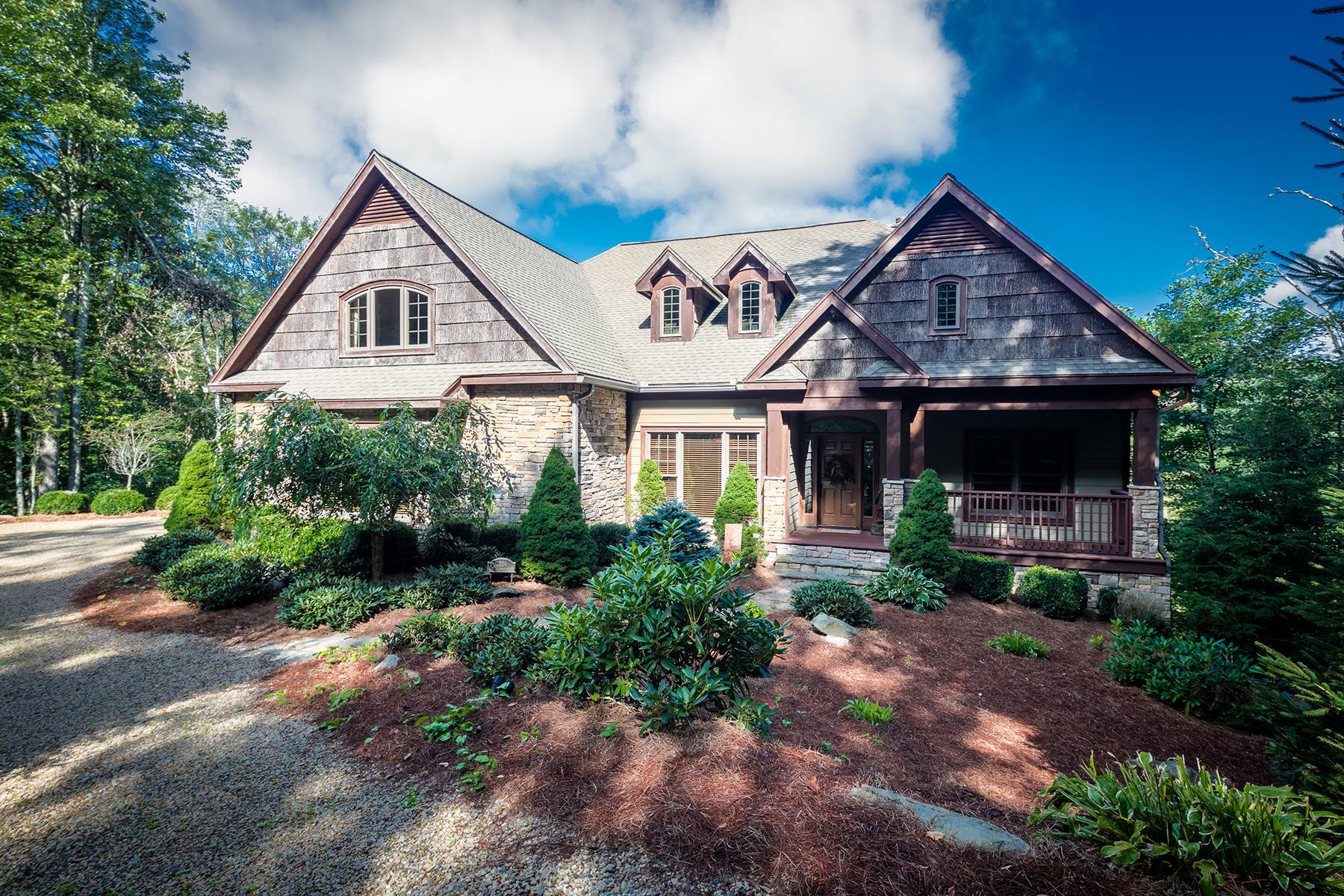 단독 가정 주택 용 매매 에 SUGAR MOUNTAIN 1226 Grouse Moor Sugar Mountain, 노스캐놀라이나, 28604 미국