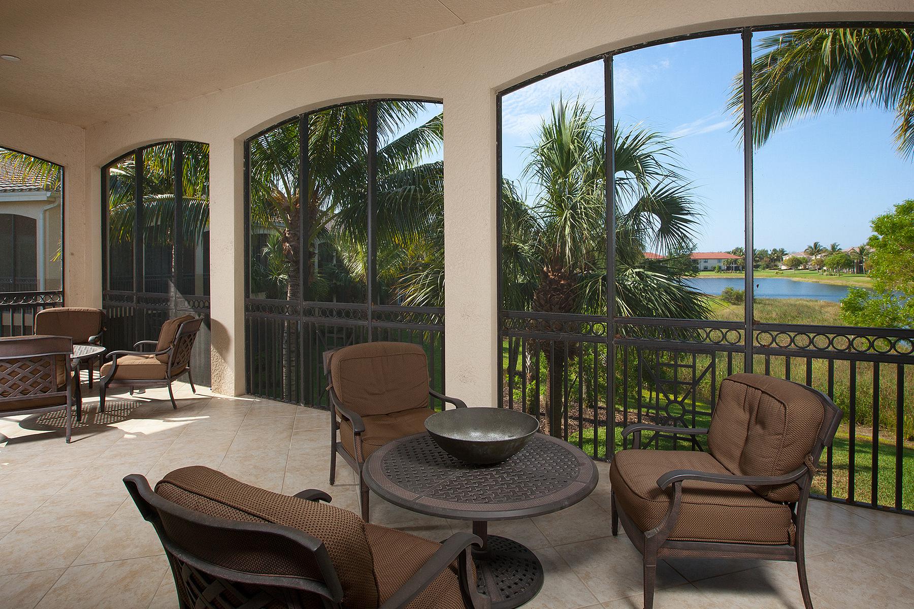 Eigentumswohnung für Verkauf beim FIDDLERS CREEK 3053 Aviamar Cir 201, Naples, Florida, 34114 Vereinigte Staaten