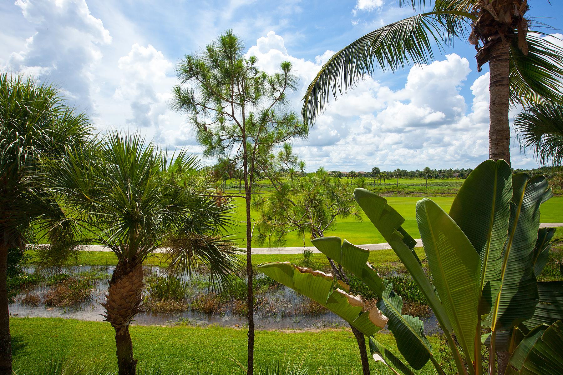 Eigentumswohnung für Verkauf beim FIDDLER'S CREEK - CASCADA 9030 Cascada Way 201 Naples, Florida, 34114 Vereinigte Staaten